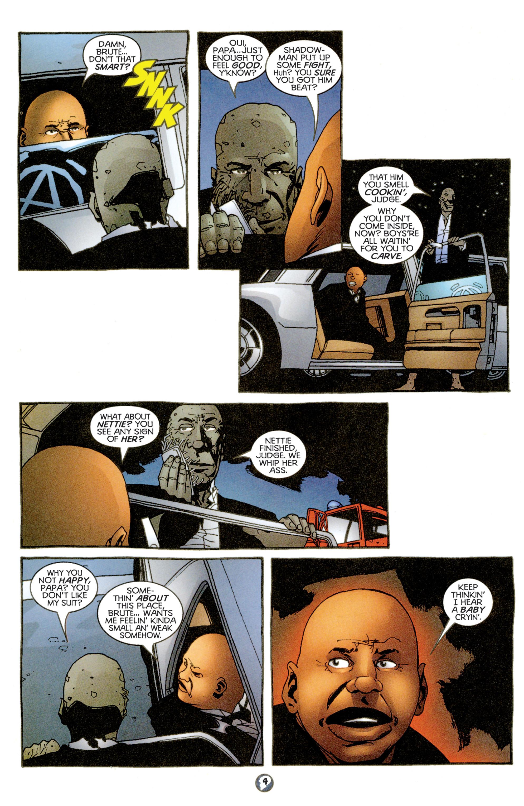 Read online Shadowman (1997) comic -  Issue #15 - 5