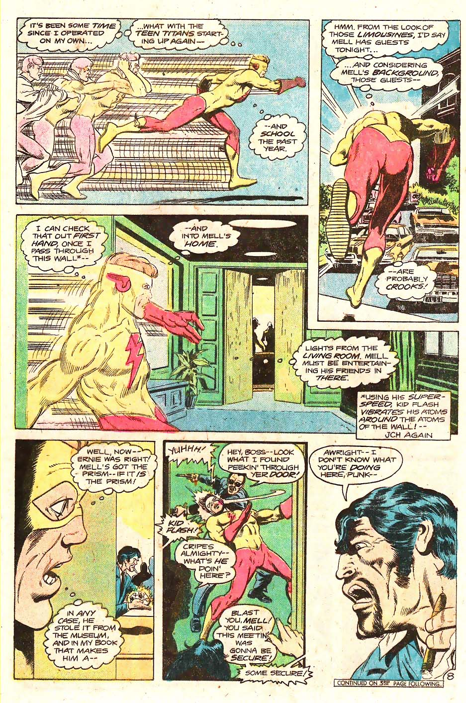 Read online Secret Society of Super-Villains comic -  Issue #8 - 9
