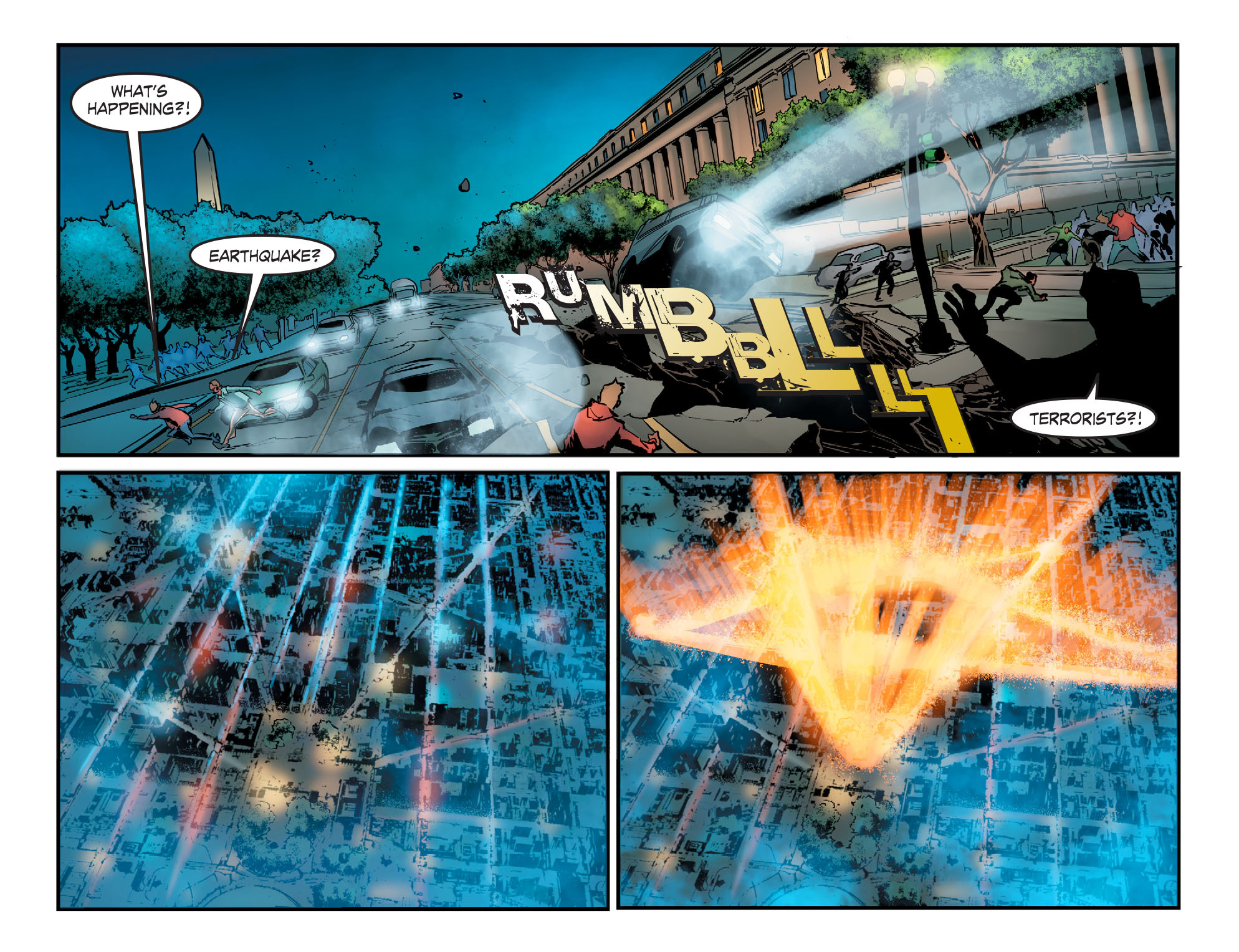 Read online Smallville: Season 11 comic -  Issue #65 - 15
