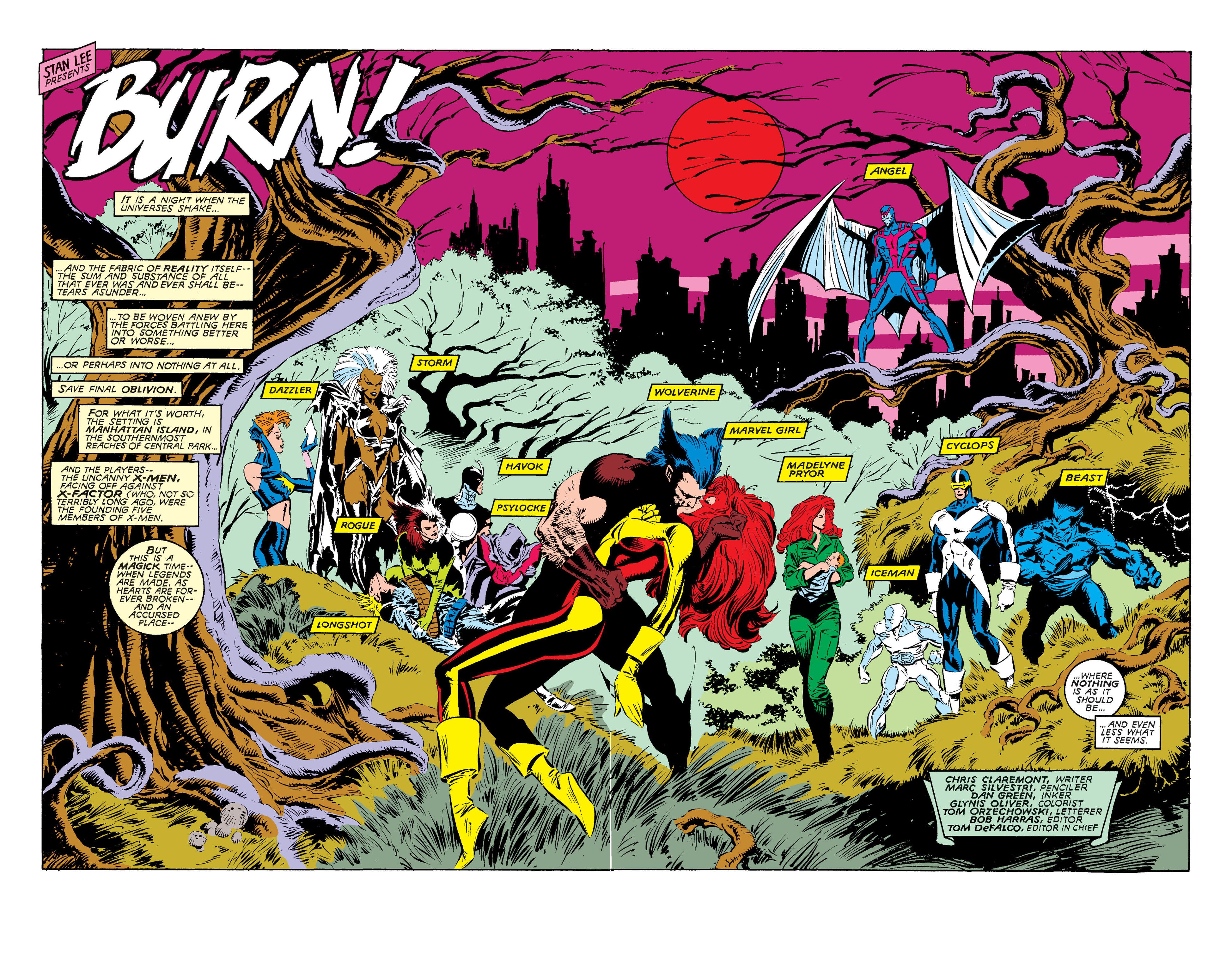 Read online Uncanny X-Men (1963) comic -  Issue #242 - 3