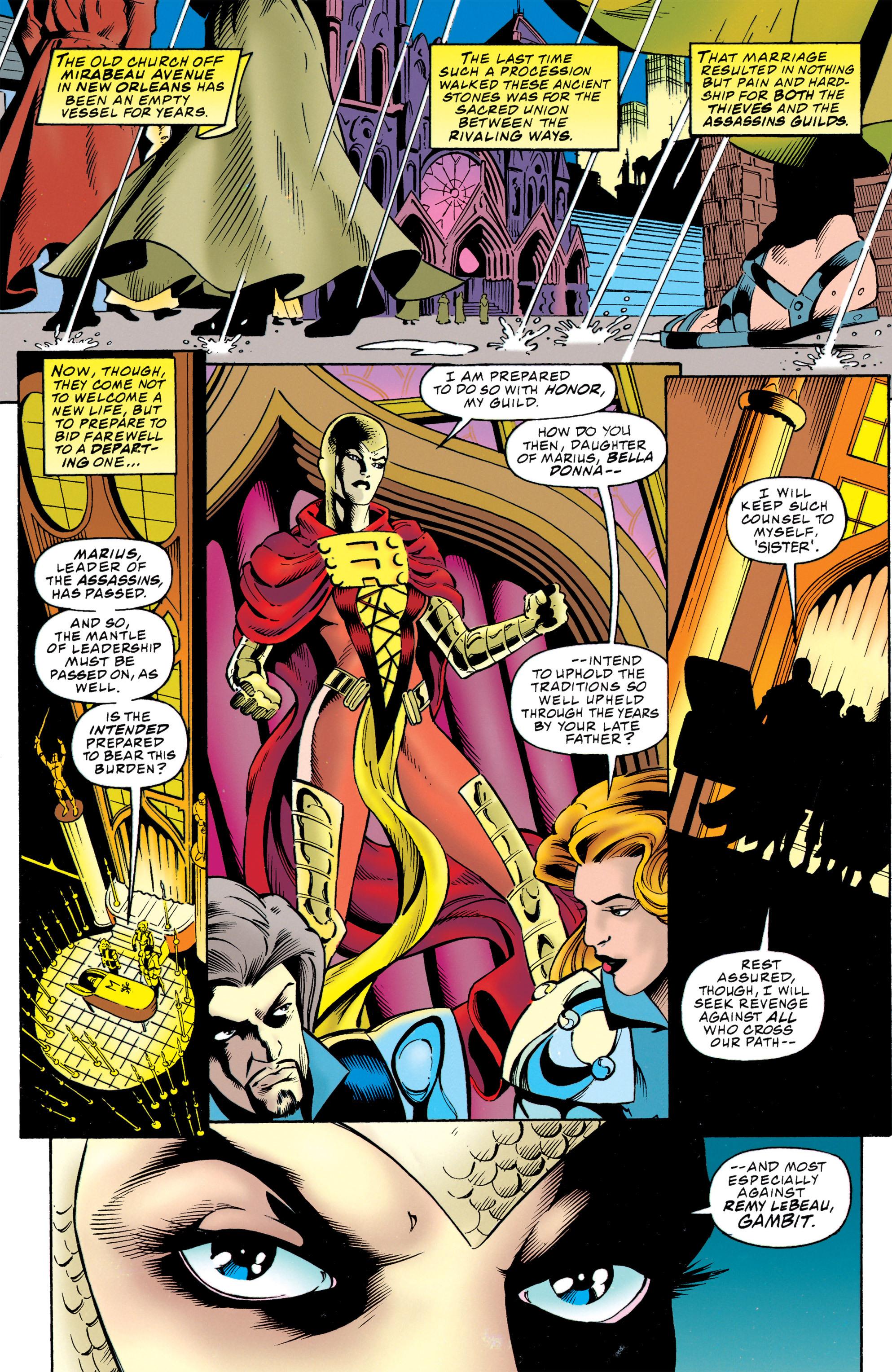 X-Men (1991) 39 Page 14