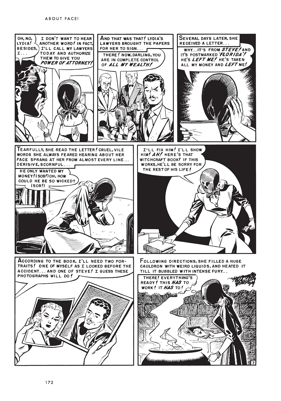 Read online Voodoo Vengeance and Other Stories comic -  Issue # TPB (Part 2) - 90