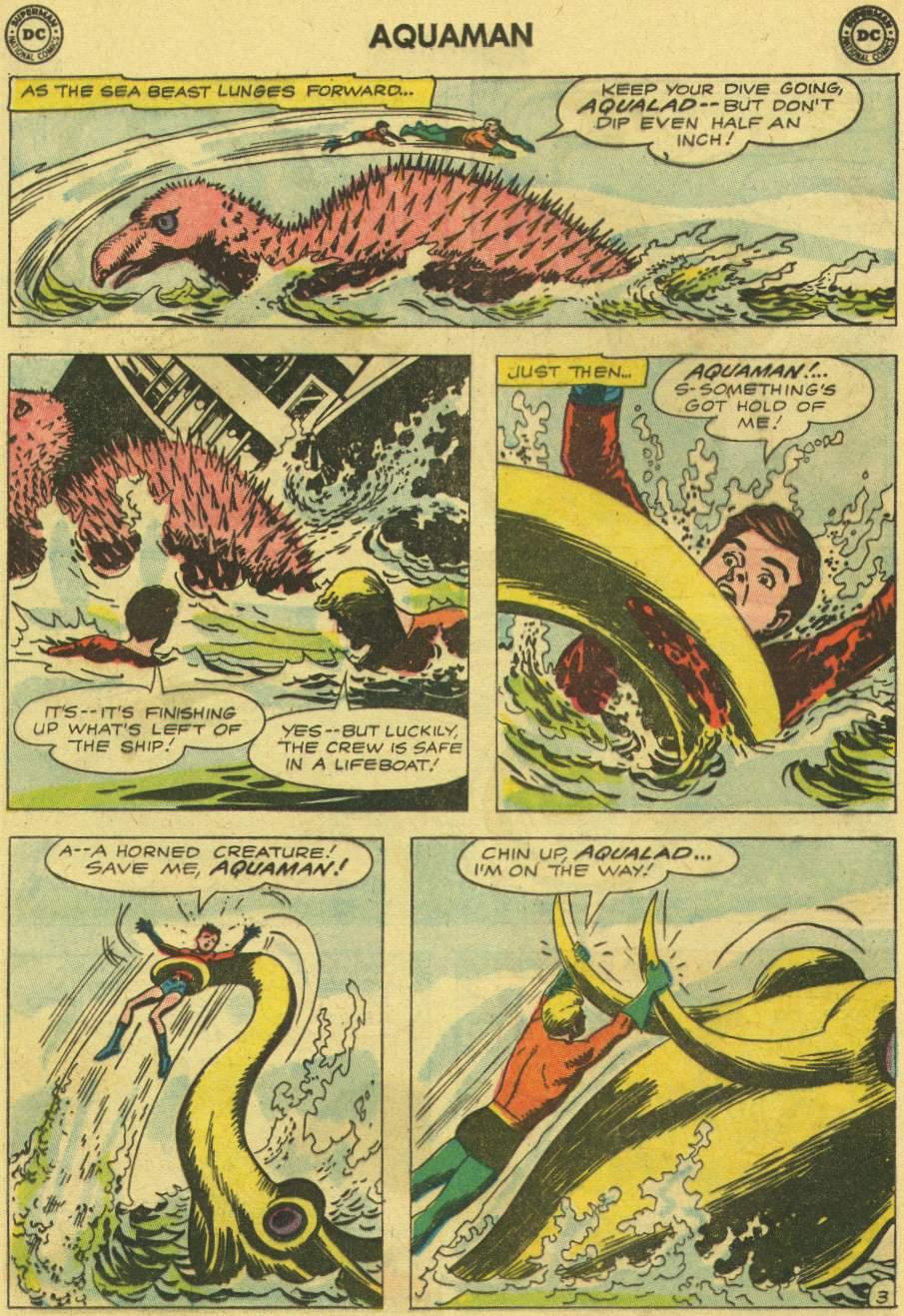 Read online Aquaman (1962) comic -  Issue #7 - 5