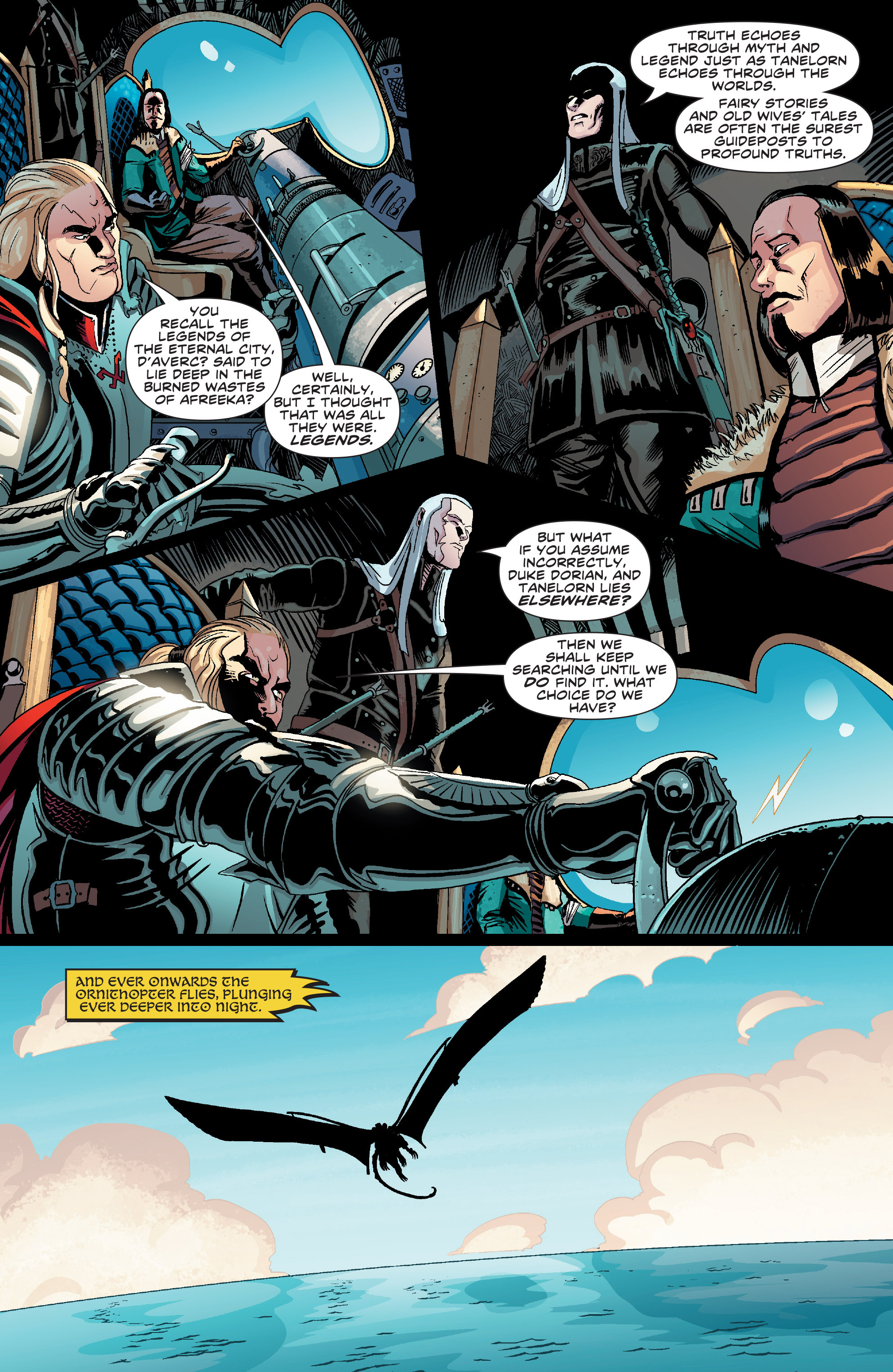 Read online Elric: The Balance Lost comic -  Issue # TPB 2 - 41