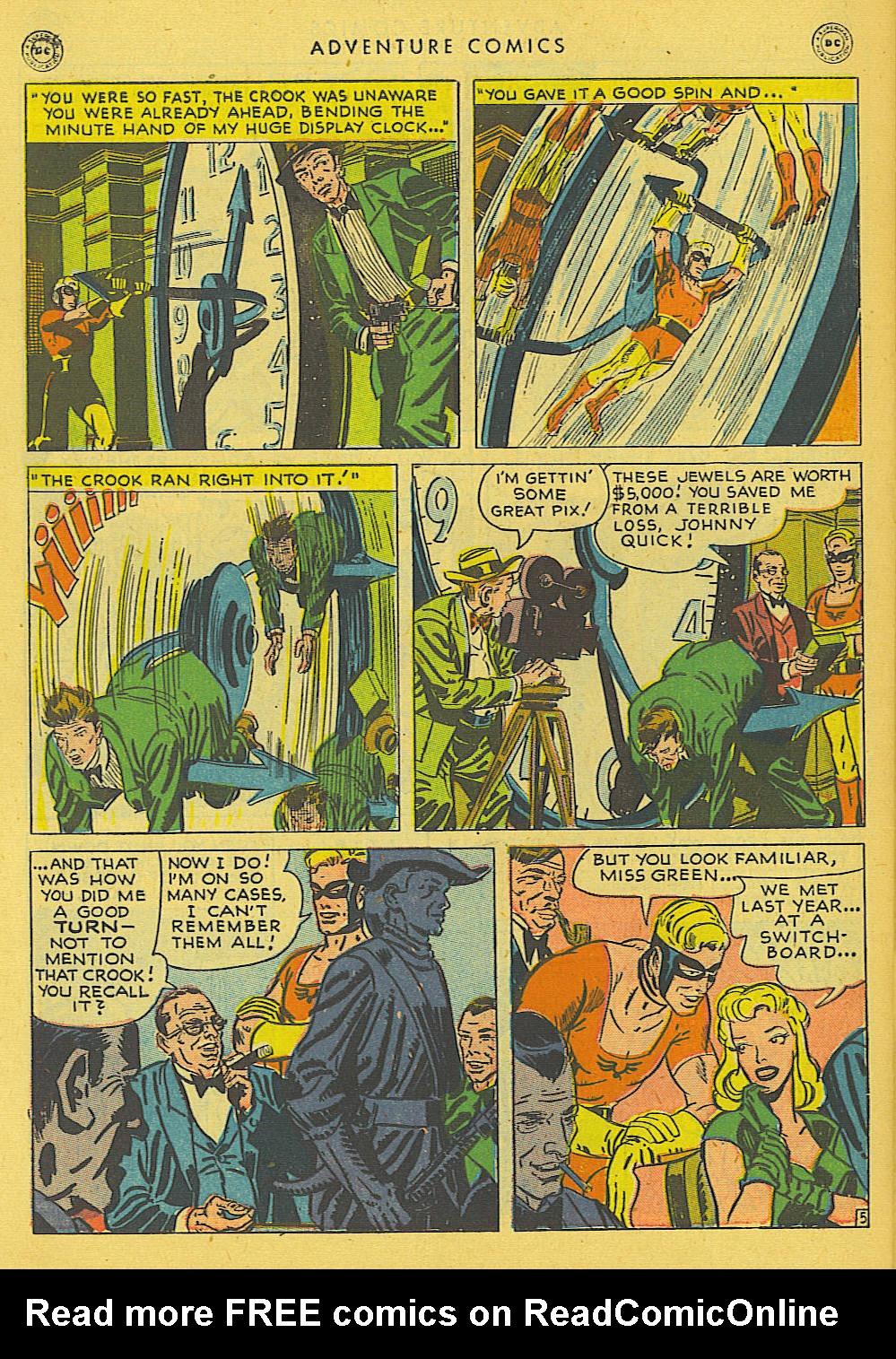 Read online Adventure Comics (1938) comic -  Issue #131 - 37
