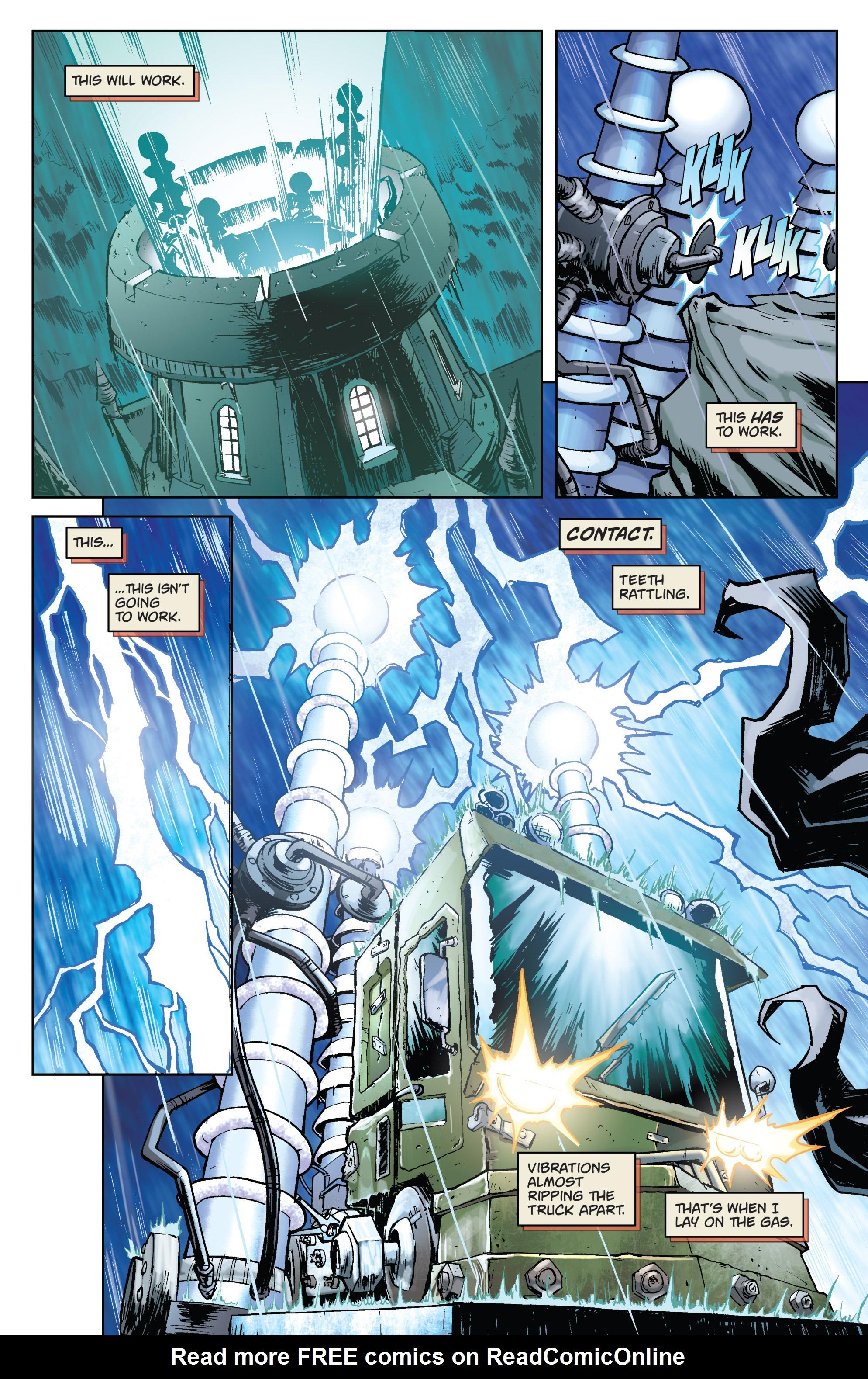 Read online Monster Motors comic -  Issue # Full - 26