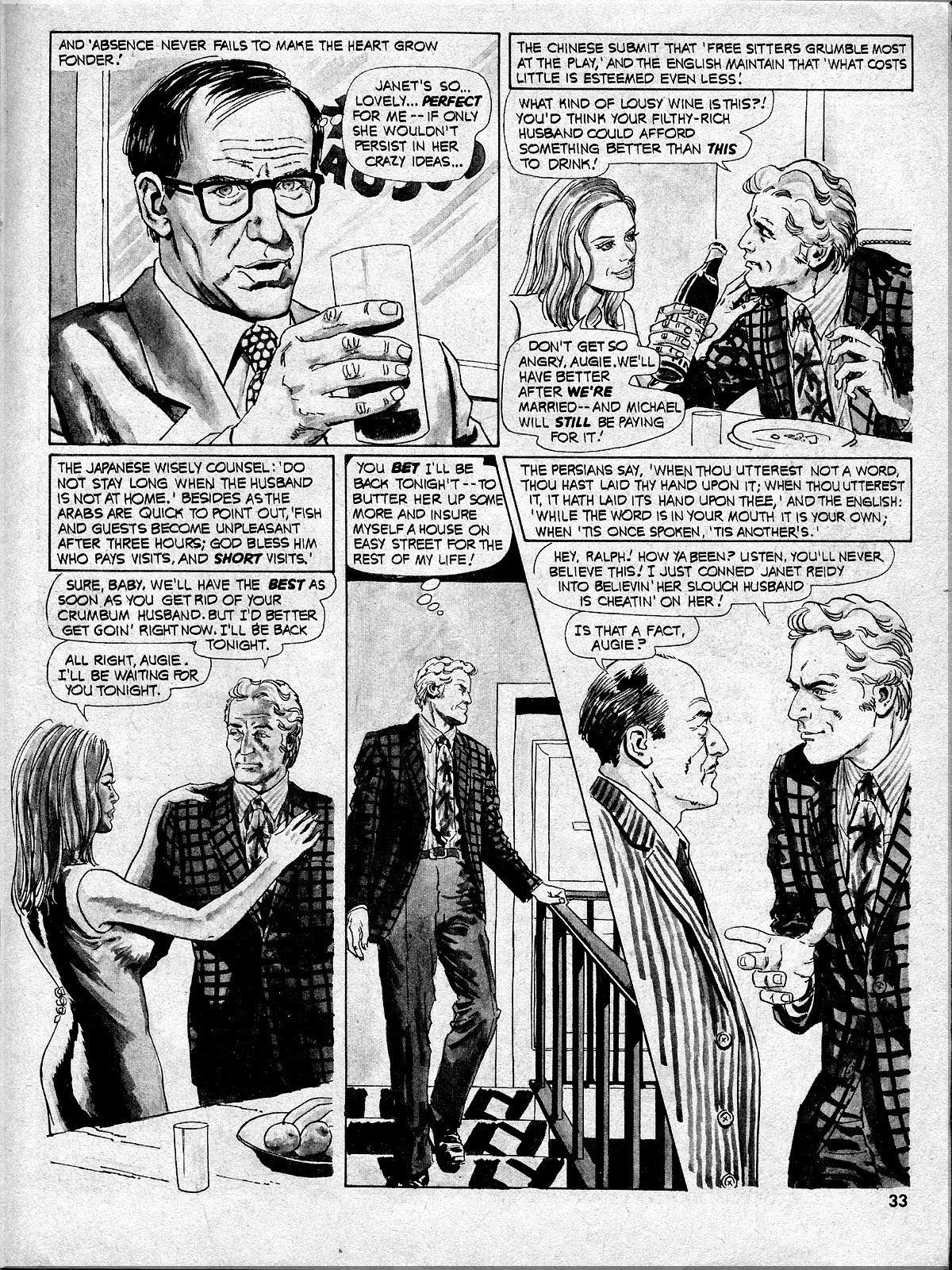 Nightmare (1970) issue 10 - Page 33