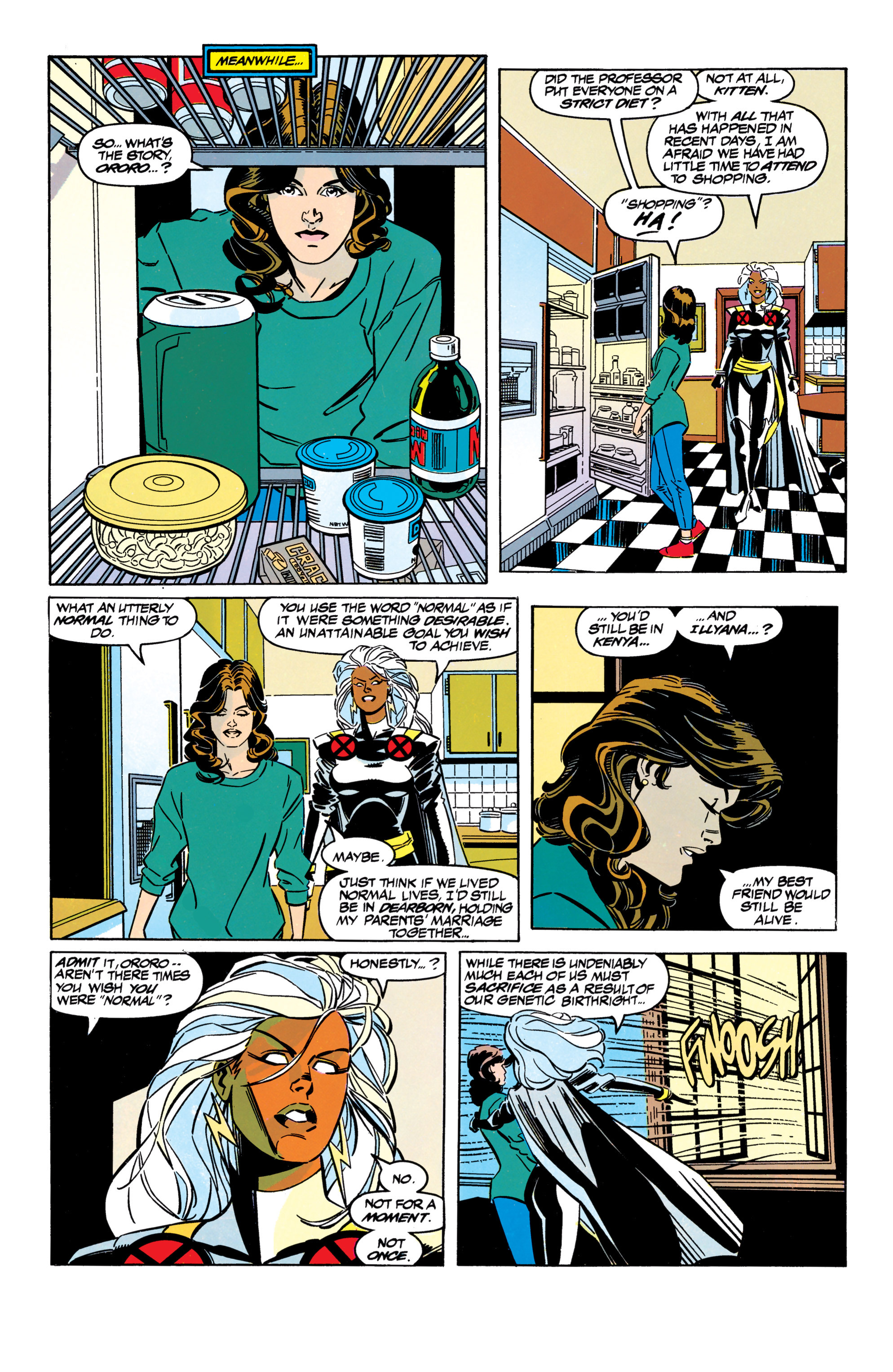 Read online Uncanny X-Men (1963) comic -  Issue #304 - 17