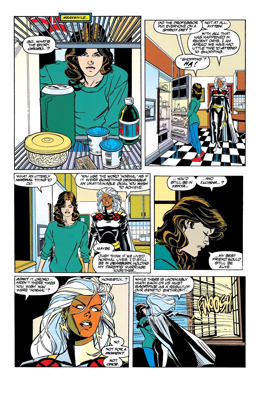 Uncanny X-Men (1963) issue 304 - Page 17