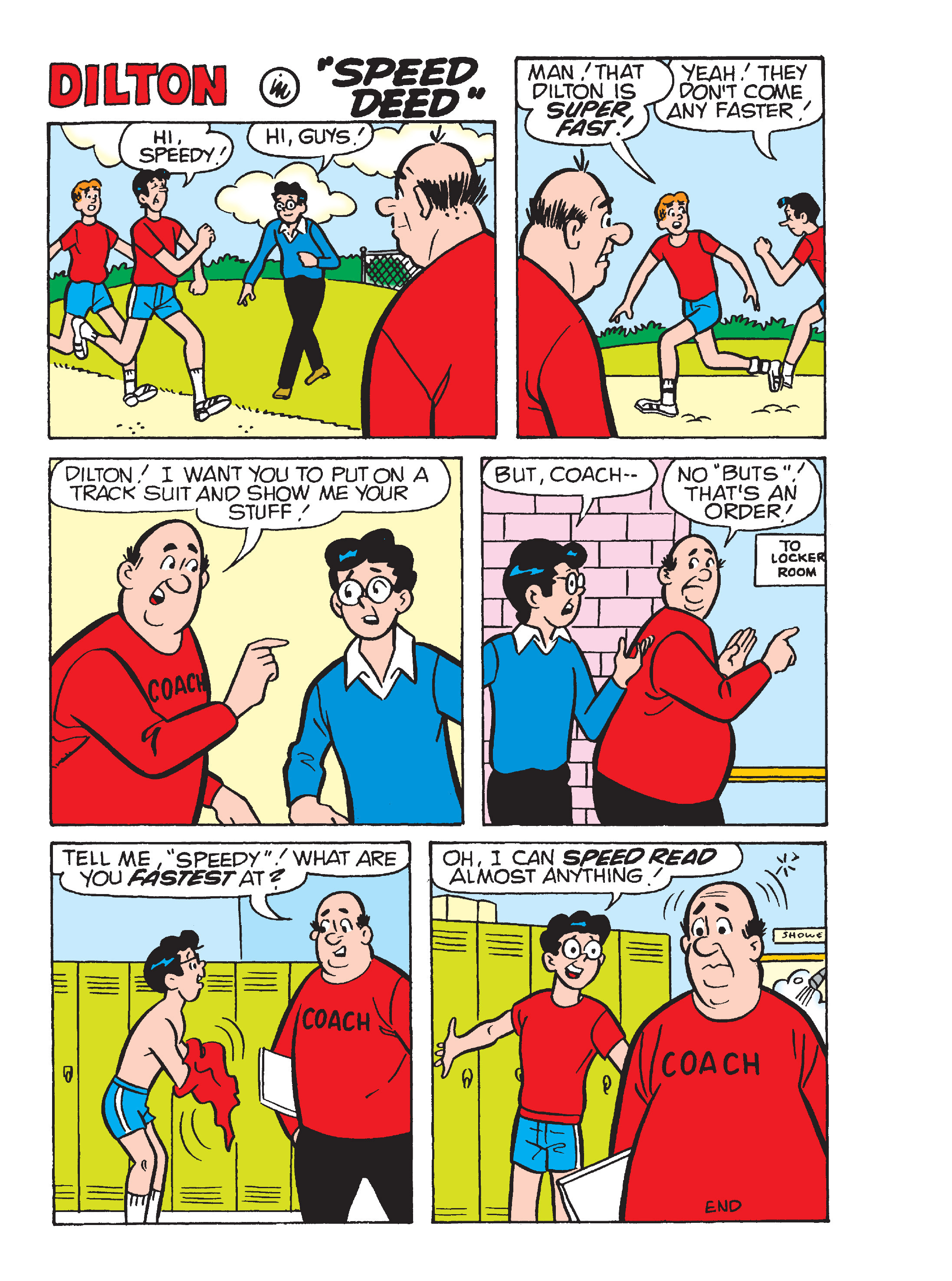 Read online Archie's Funhouse Double Digest comic -  Issue #17 - 58