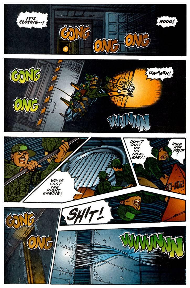 Read online Akira comic -  Issue #11 - 28