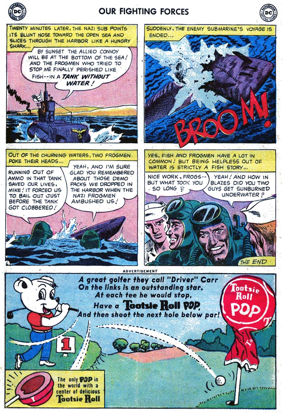 Our Fighting Forces (1954) issue 46 - Page 24