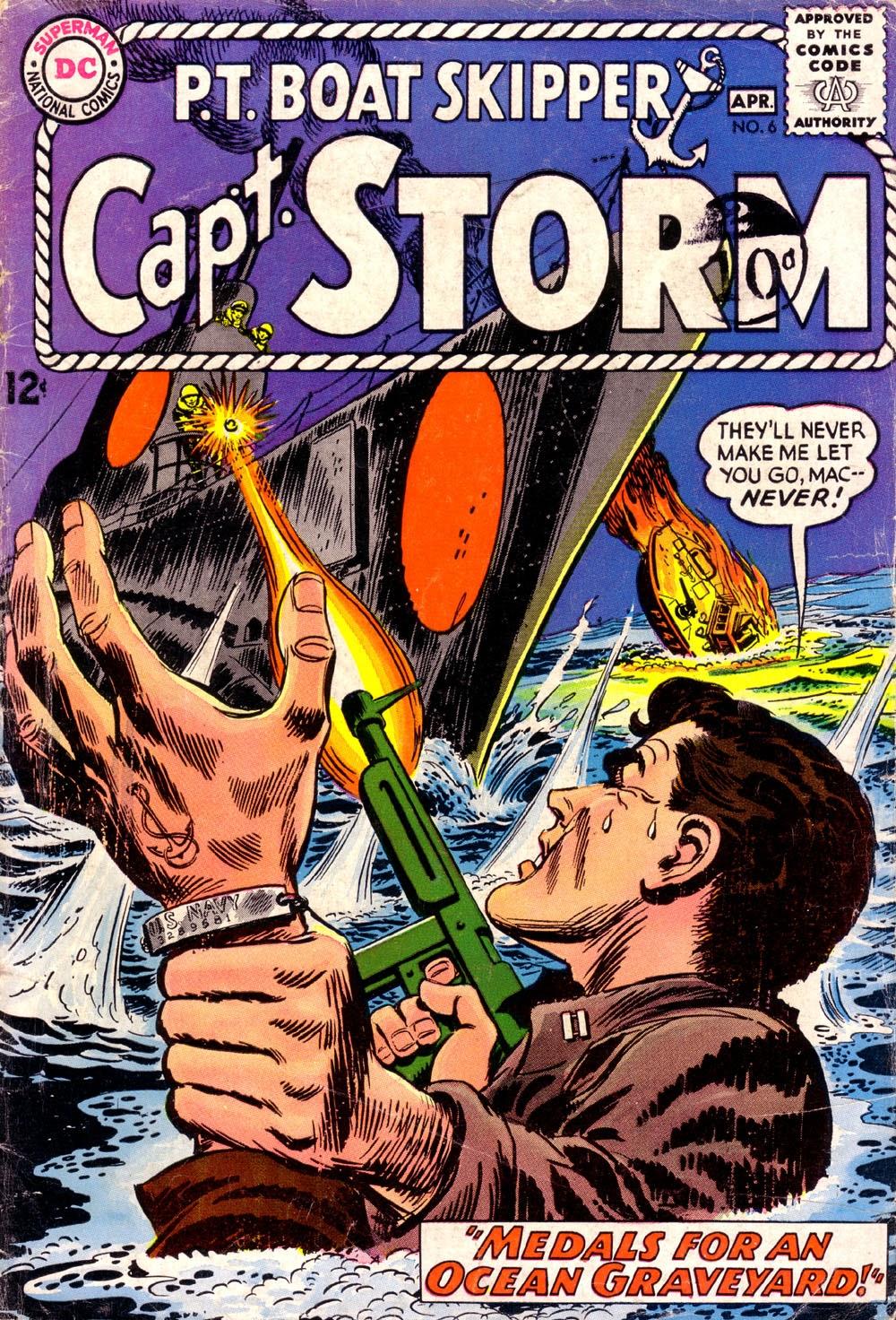 Capt. Storm 6 Page 1