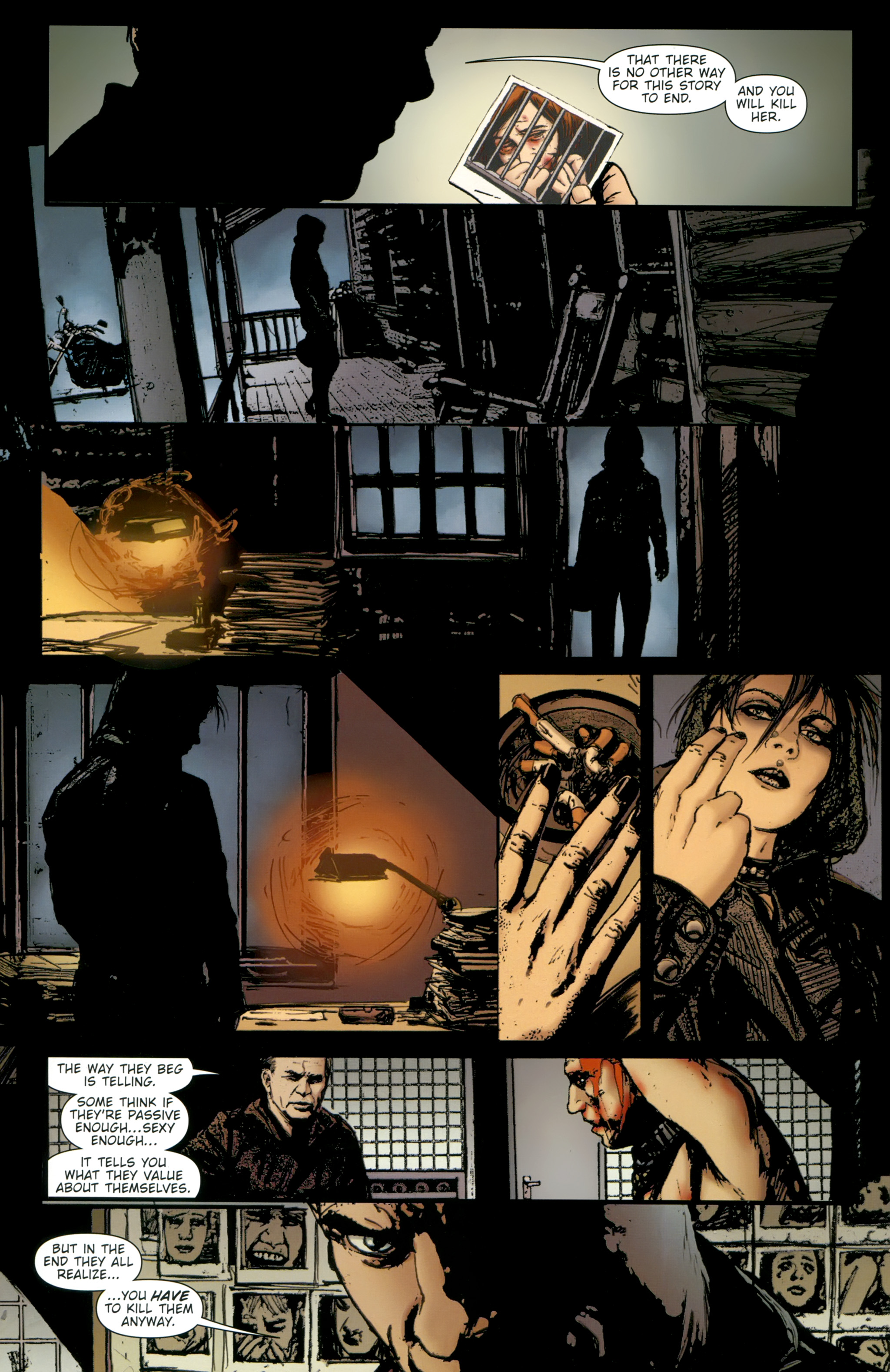 Read online The Girl With the Dragon Tattoo comic -  Issue # TPB 2 - 92