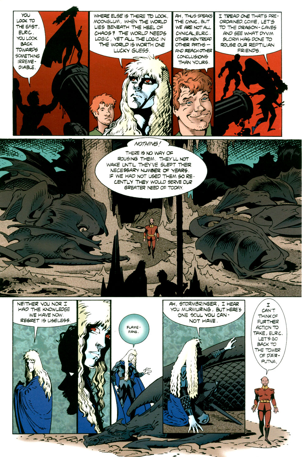 Read online Elric: Stormbringer comic -  Issue #6 - 5