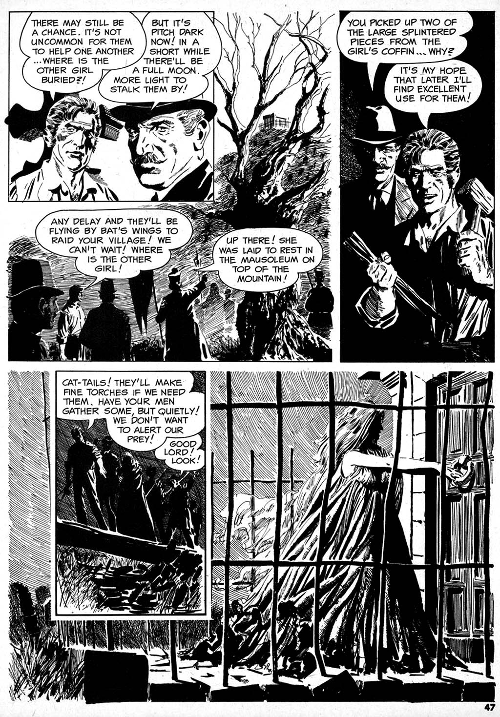 Creepy (1964) Issue #1 #1 - English 47