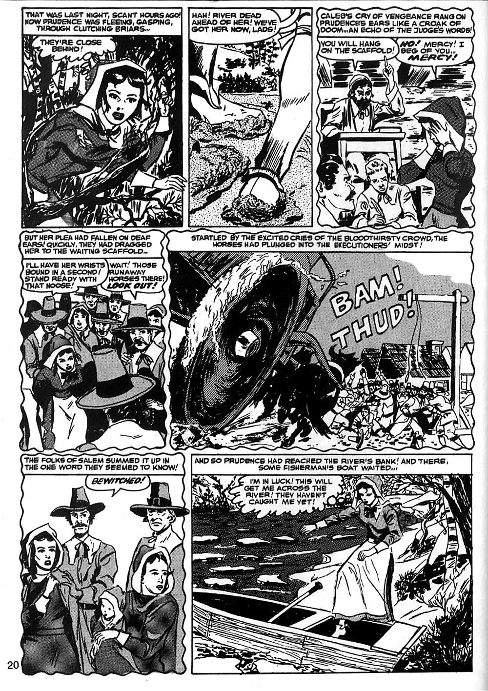 Vampire Tales issue 2 - Page 21