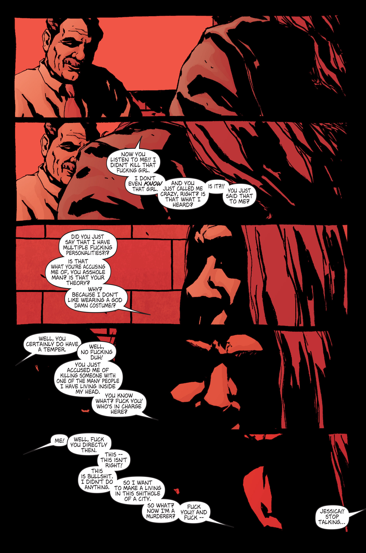 Read online Alias comic -  Issue #3 - 12