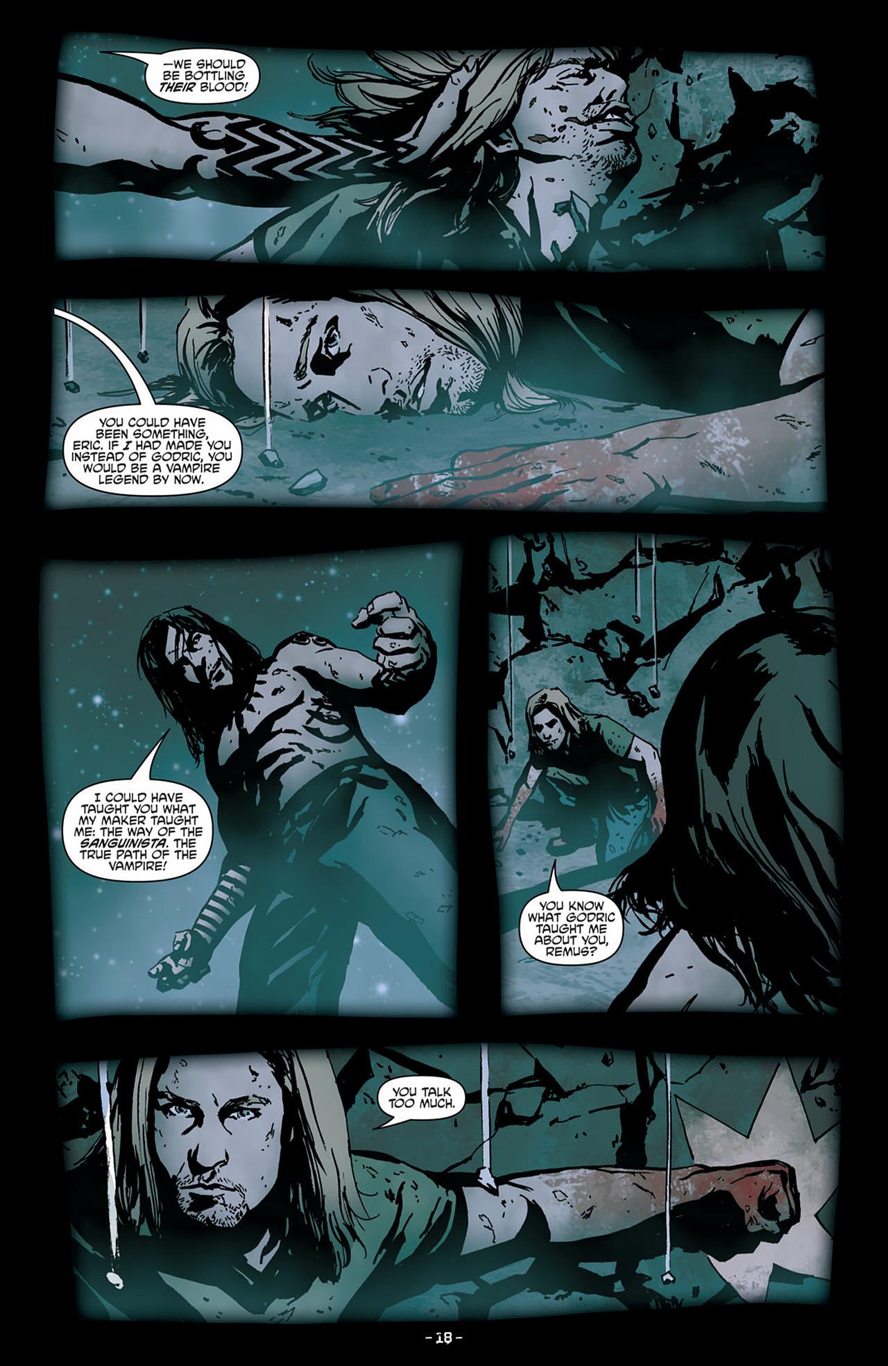 Read online True Blood (2012) comic -  Issue #2 - 19