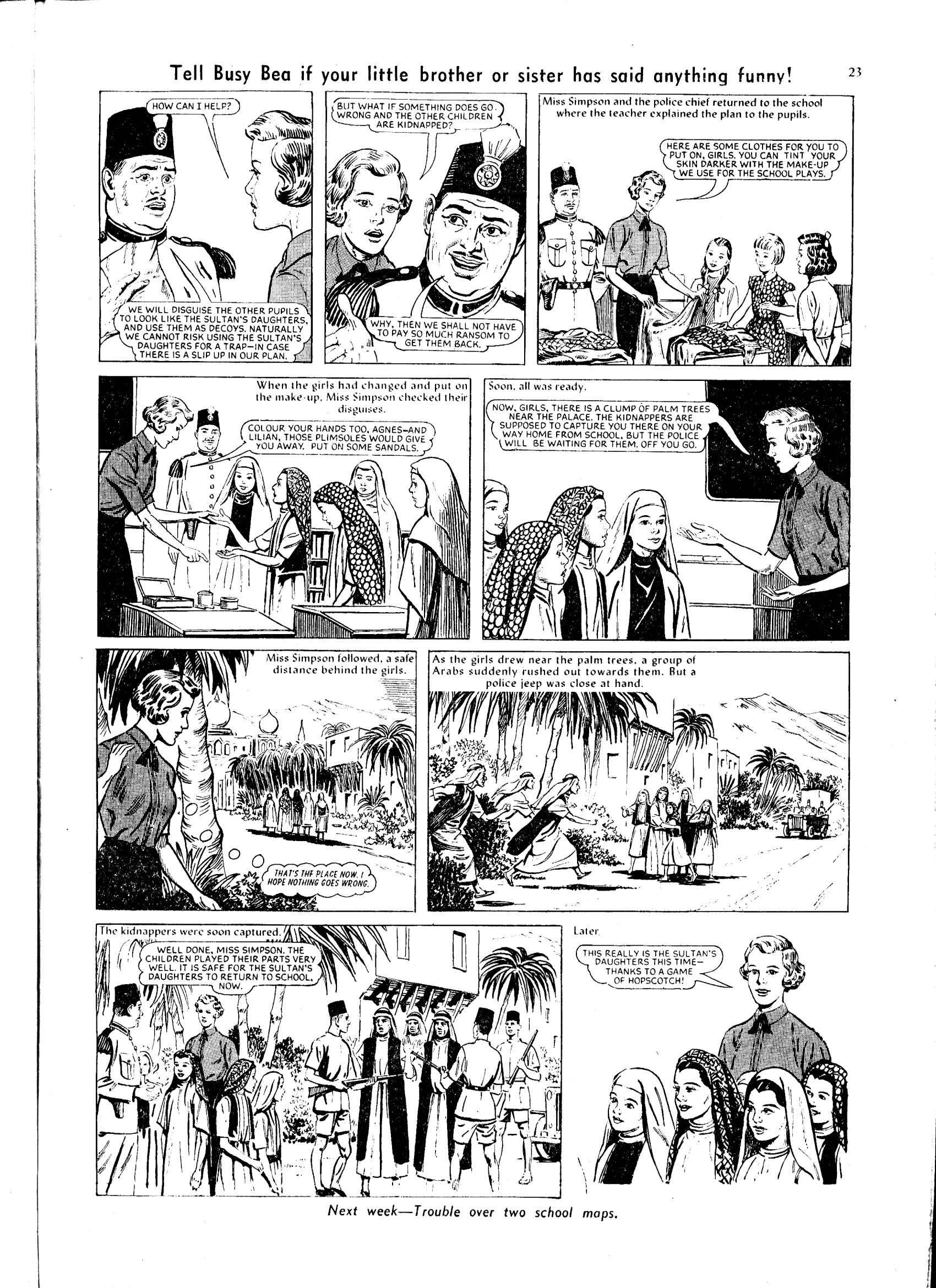Read online Judy comic -  Issue #40 - 23