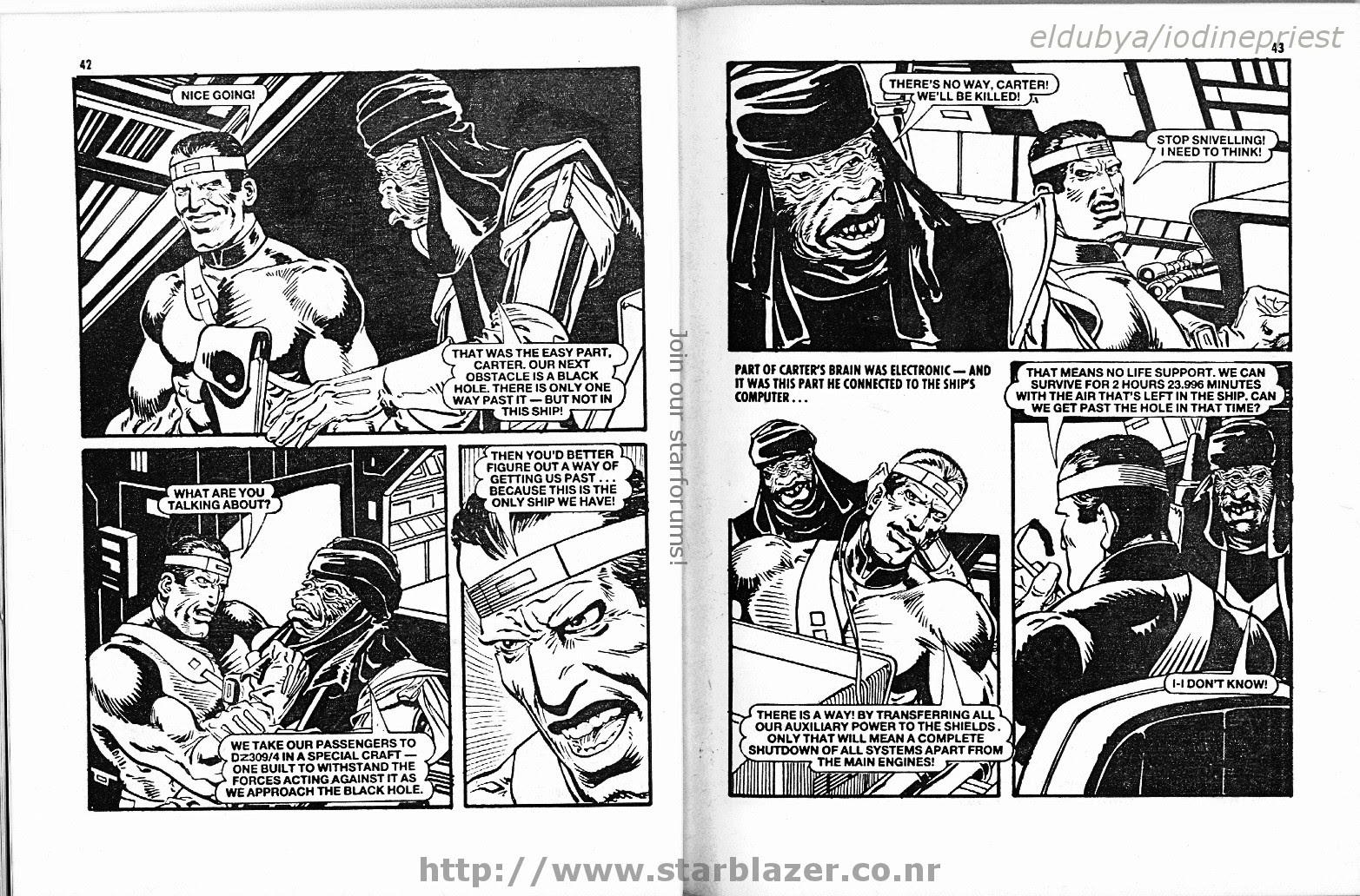 Starblazer issue 215 - Page 23