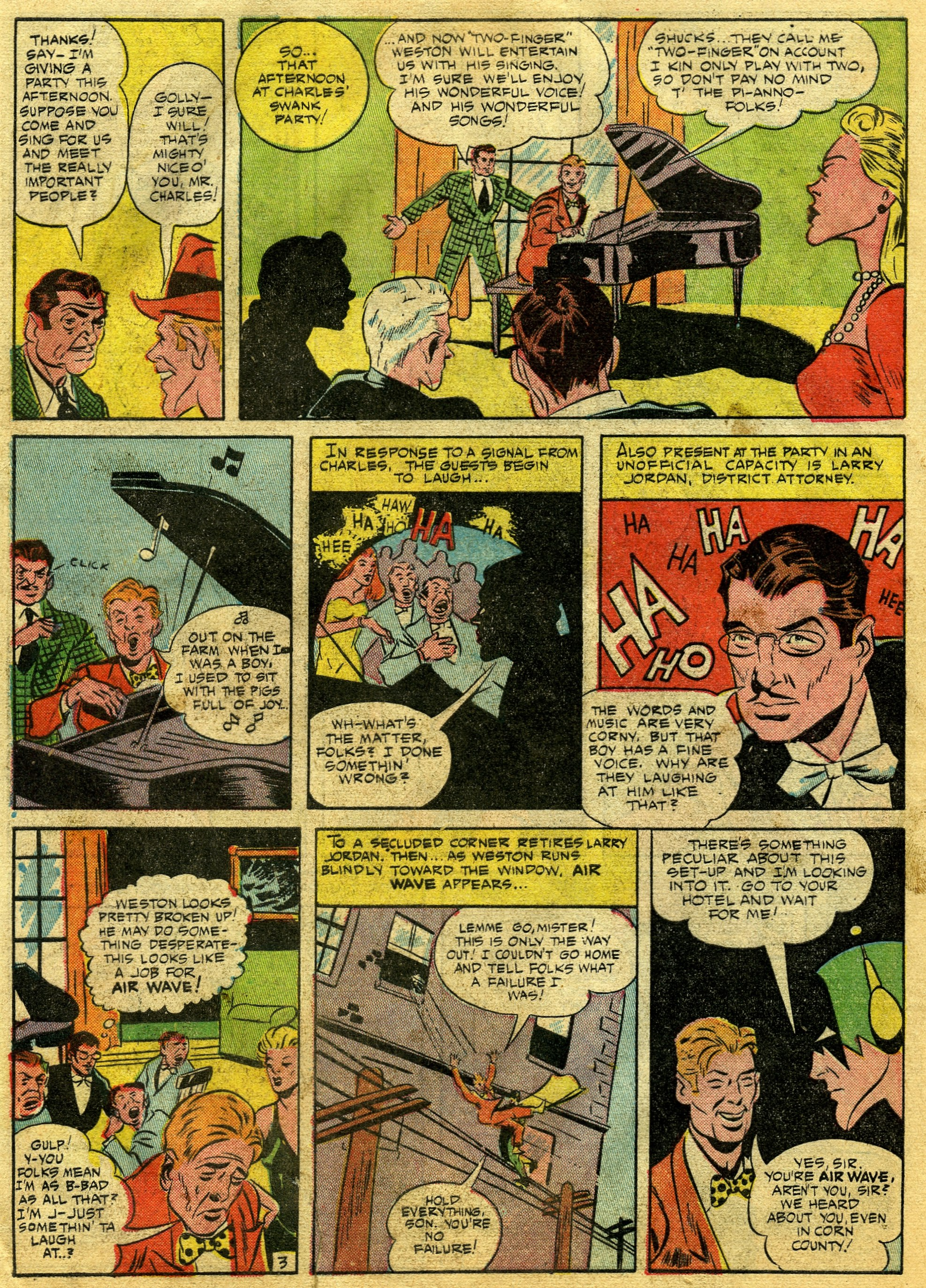 Read online Detective Comics (1937) comic -  Issue #67 - 52
