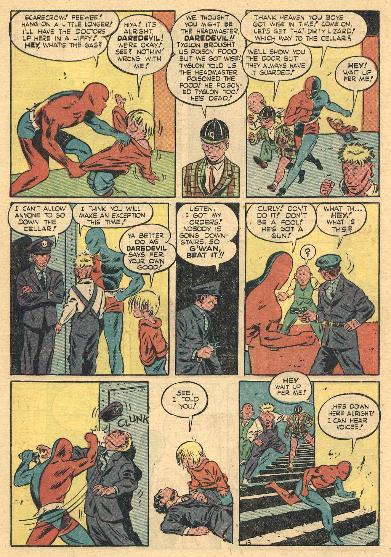 Daredevil (1941) issue 16 - Page 15