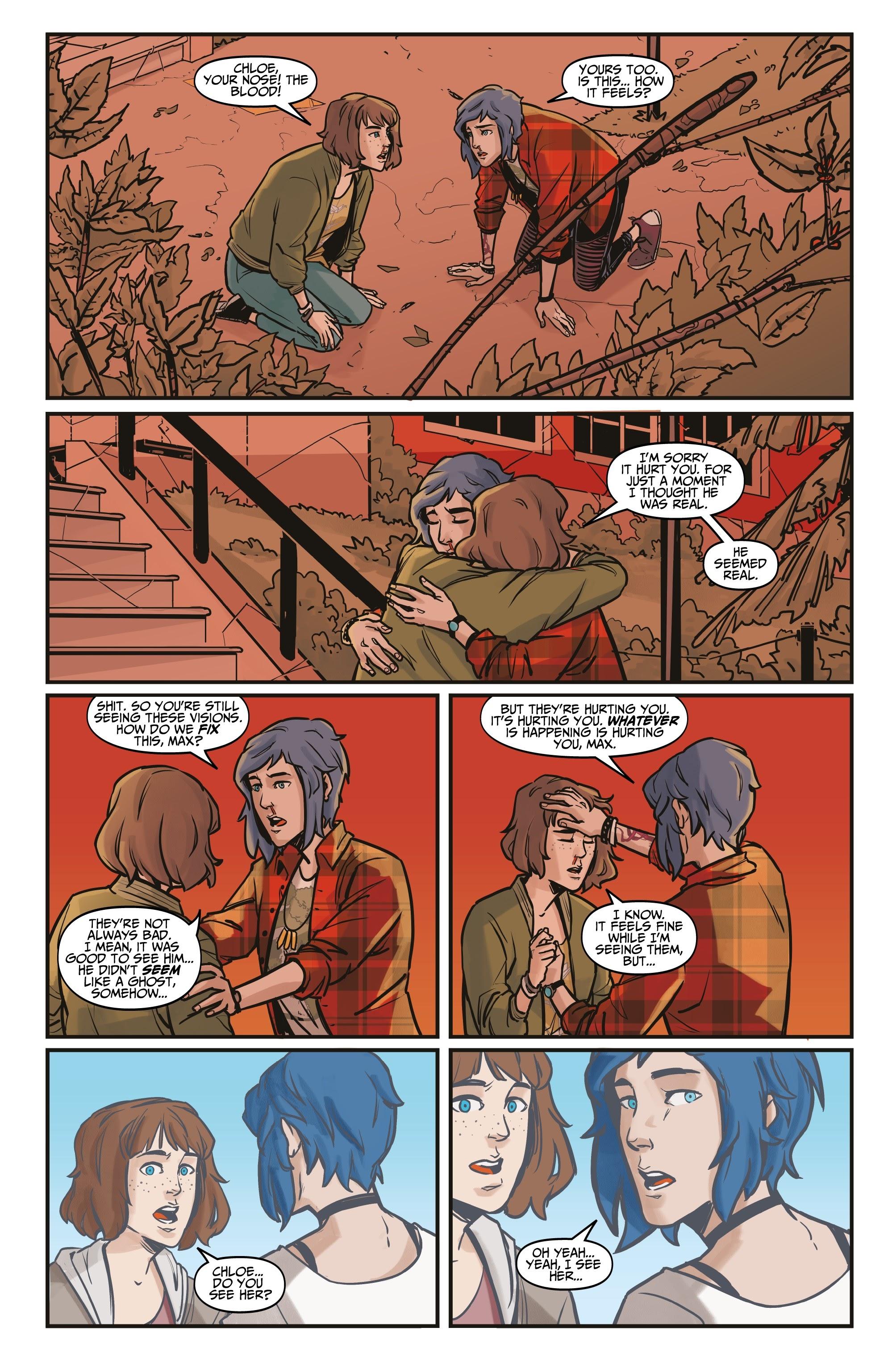 Life is Strange #3 #3 - English 19