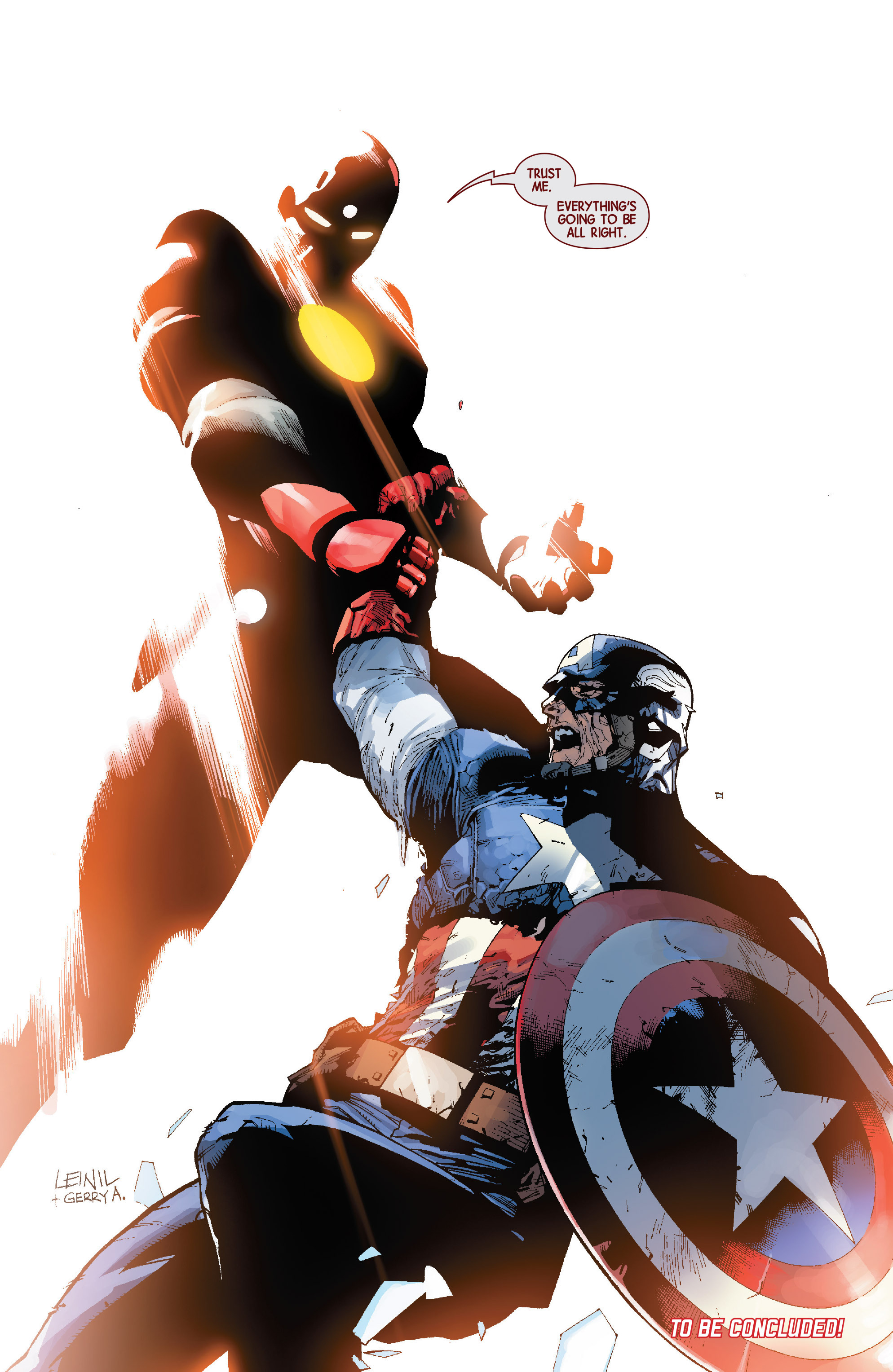 Read online Avengers (2013) comic -  Issue #Avengers (2013) _TPB 6 - 123