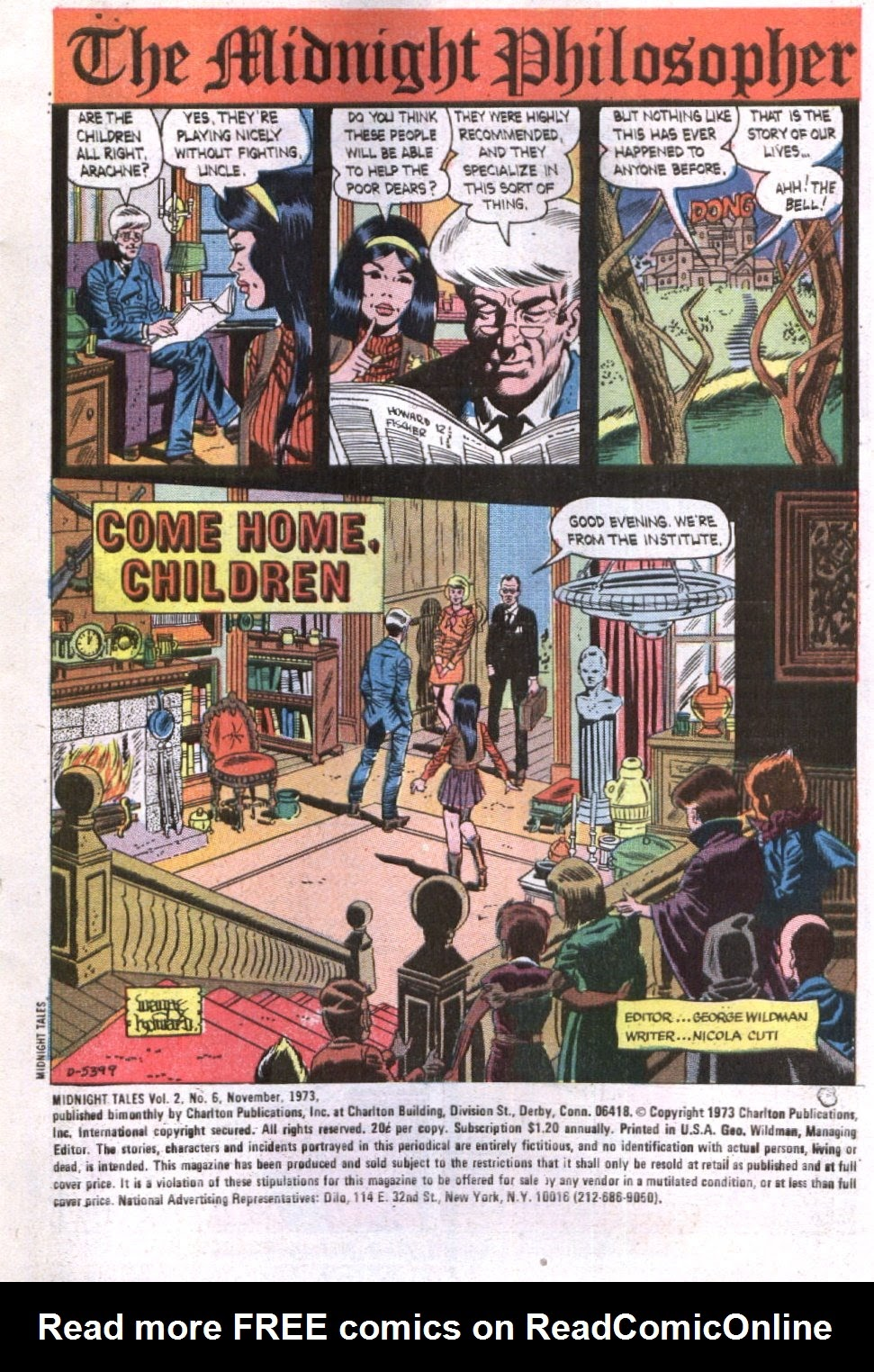 Midnight Tales issue 6 - Page 3