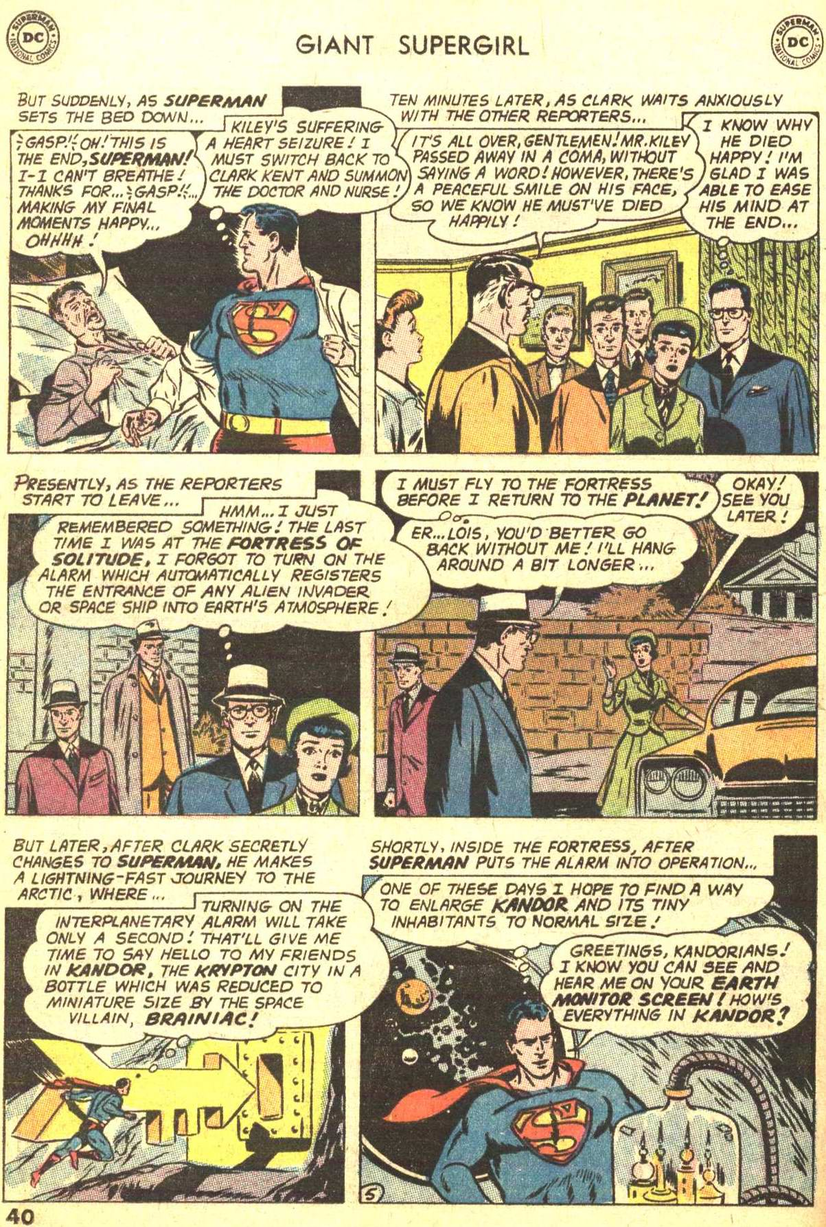 Read online Action Comics (1938) comic -  Issue #373 - 38