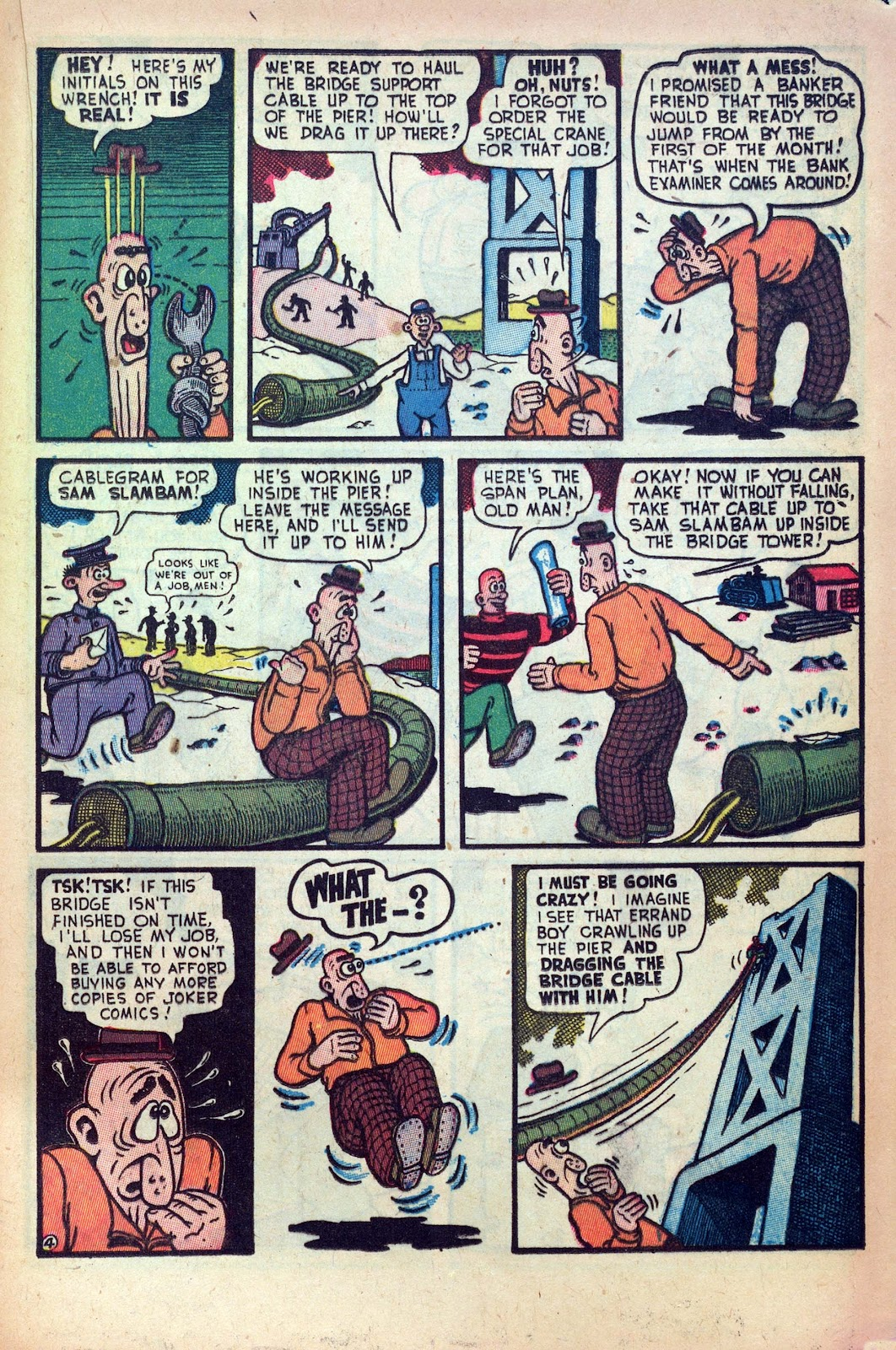 Read online Joker Comics comic -  Issue #29 - 21