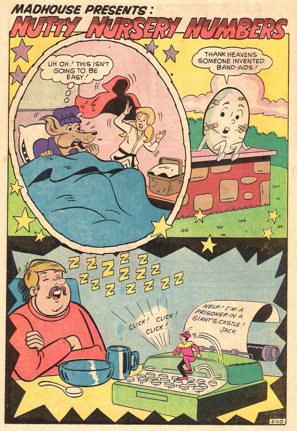 Read online Madhouse Comics comic -  Issue #98 - 16