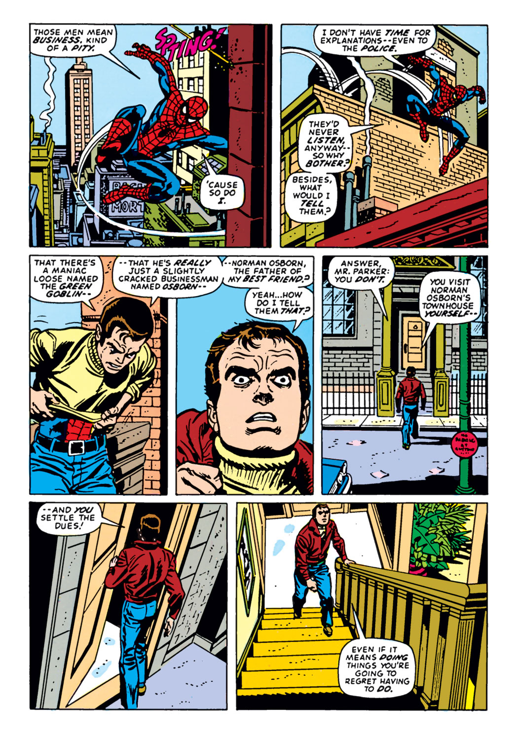The Amazing Spider-Man (1963) 122 Page 9