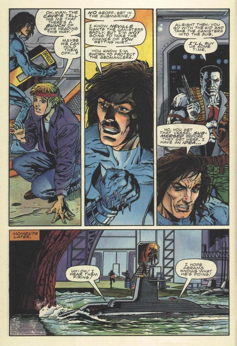 Read online Secret Weapons comic -  Issue #10 - 7