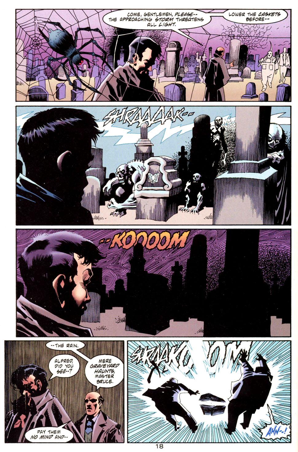 Read online Batman: Haunted Gotham comic -  Issue #1 - 20