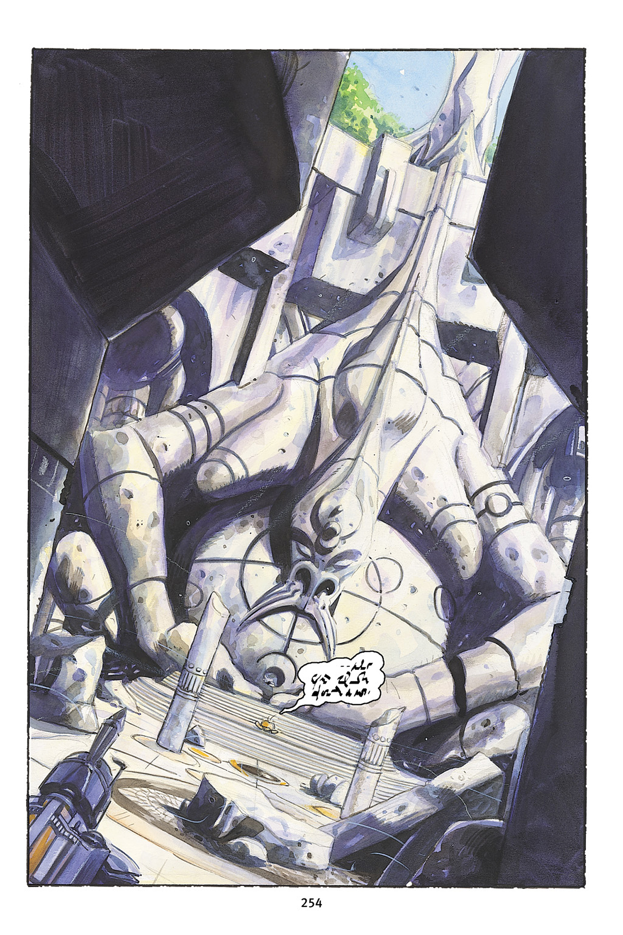 Read online Star Wars Omnibus comic -  Issue # Vol. 10 - 251