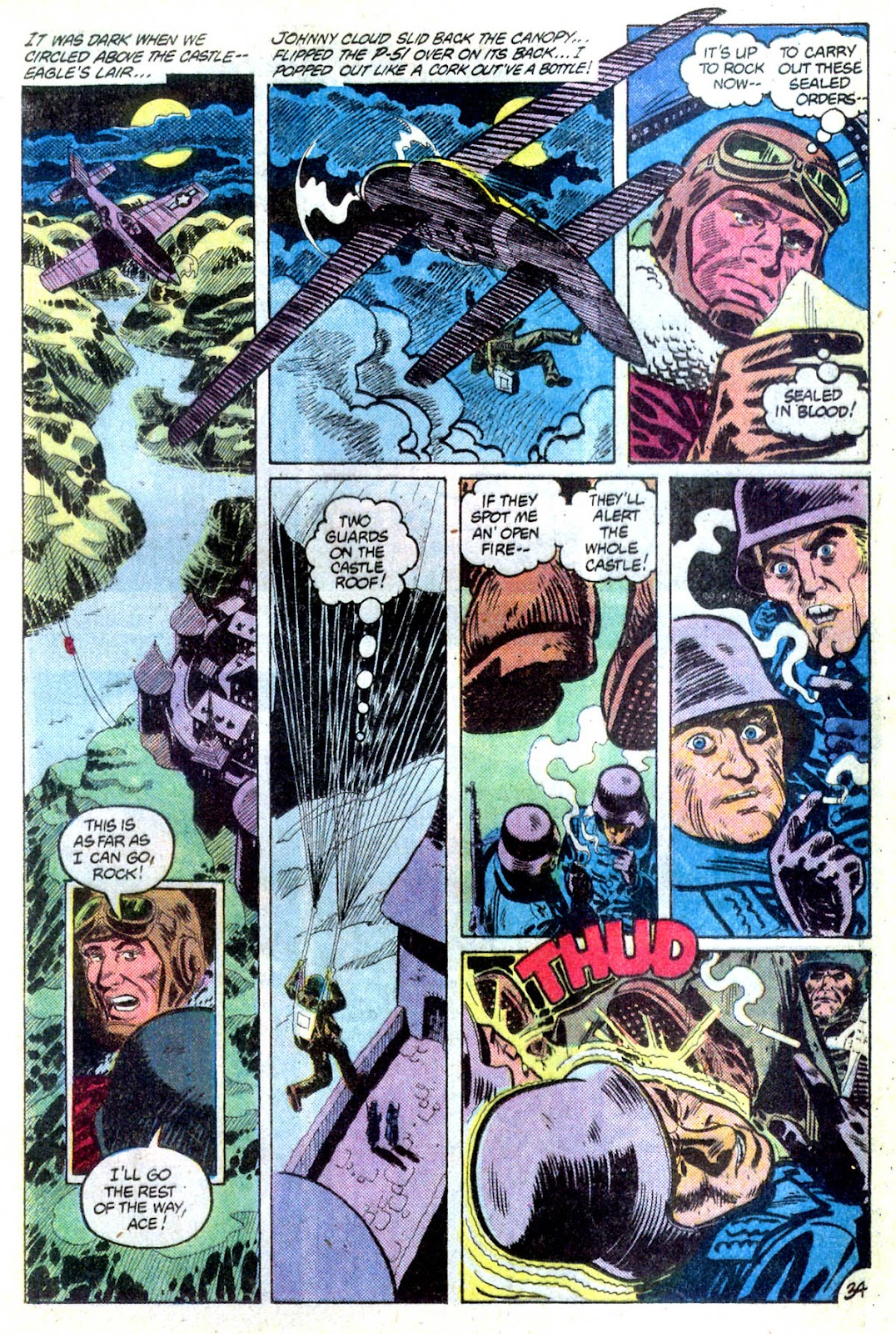 Sgt. Rock issue Annual 2 - Page 36