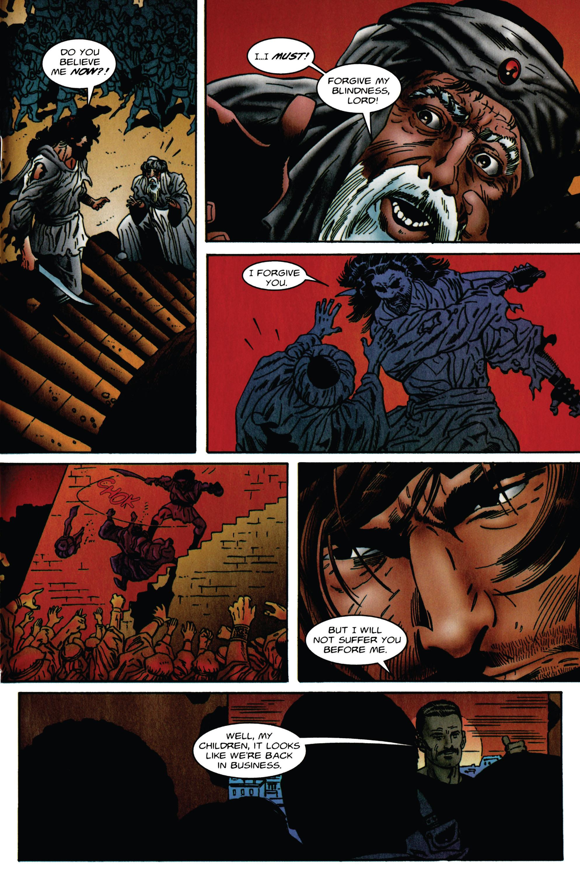 Read online Eternal Warrior (1992) comic -  Issue #48 - 15