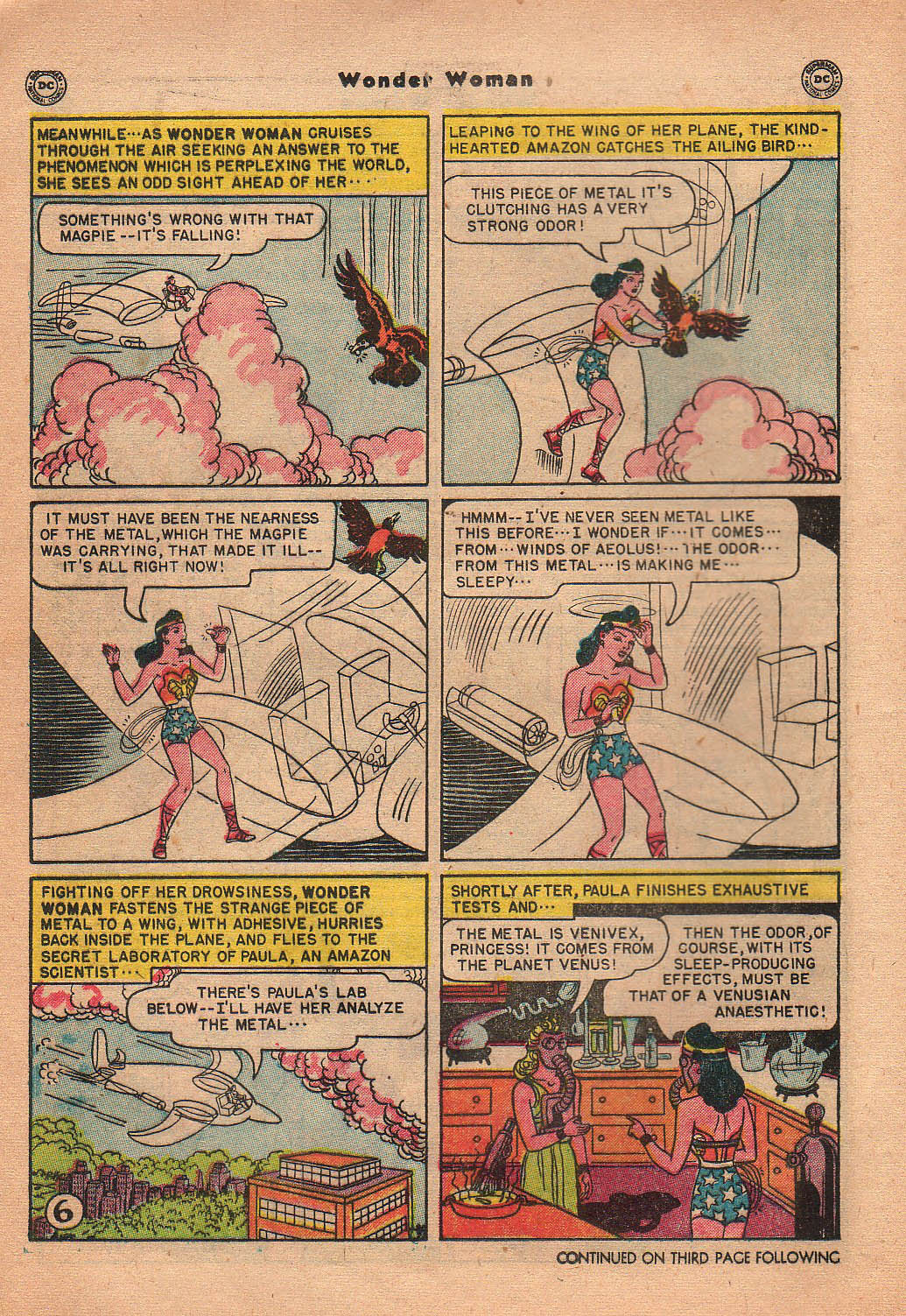 Read online Wonder Woman (1942) comic -  Issue #42 - 23