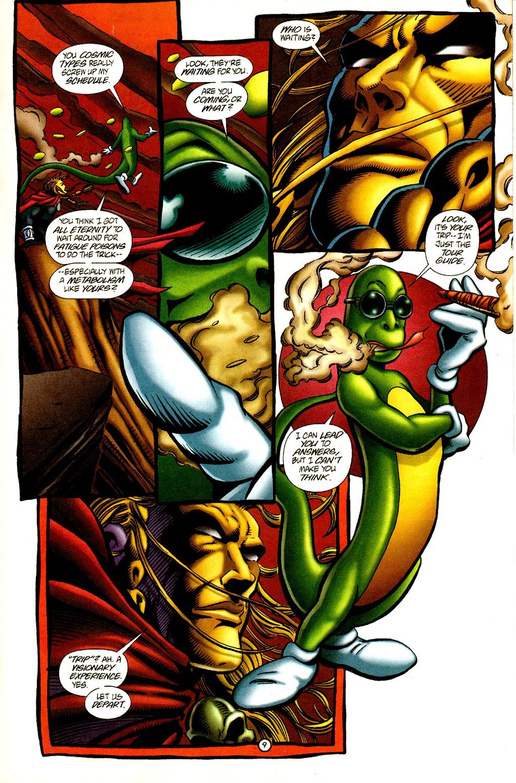 Read online Rune (1995) comic -  Issue #2 - 11