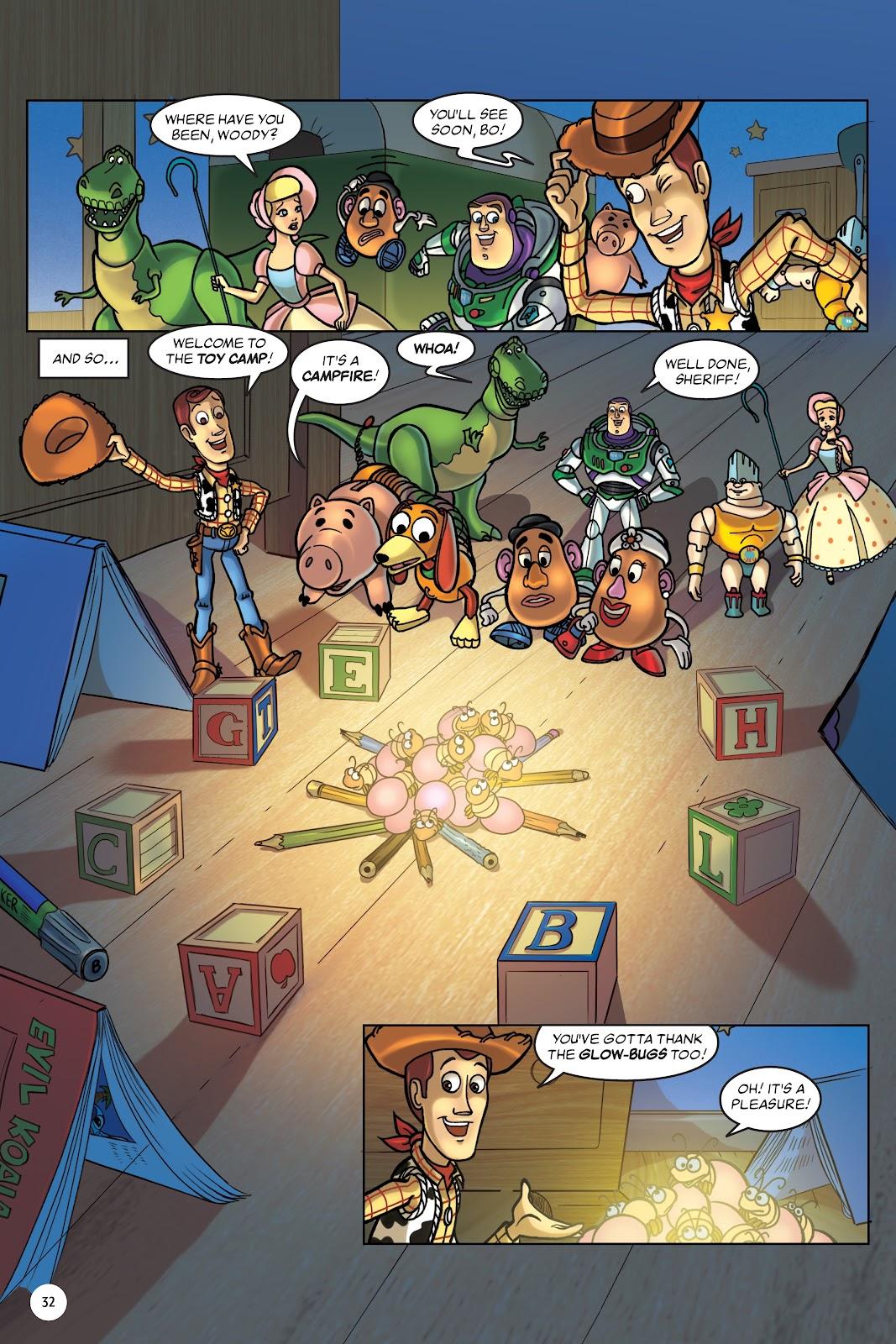 Read online DISNEY·PIXAR Toy Story Adventures comic -  Issue # TPB 1 (Part 1) - 32