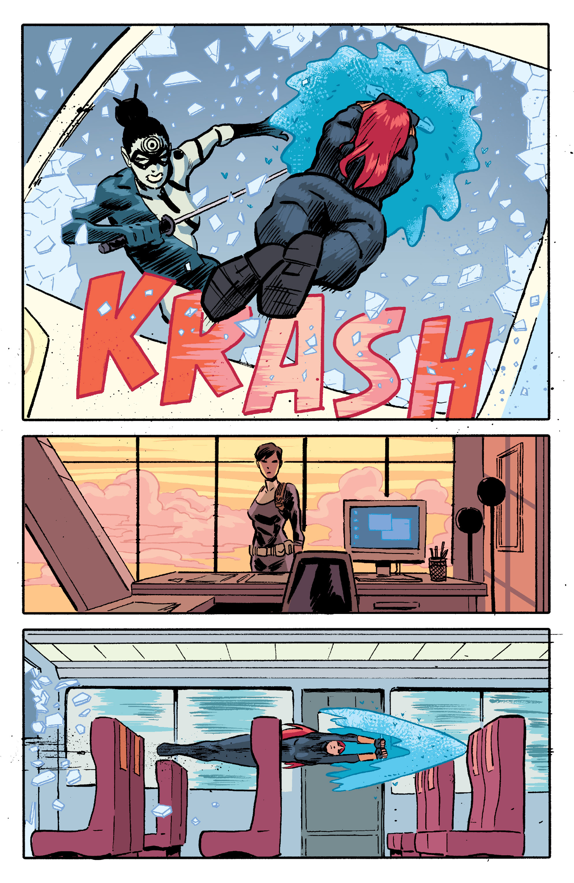 Read online Secret Avengers (2014) comic -  Issue #6 - 6