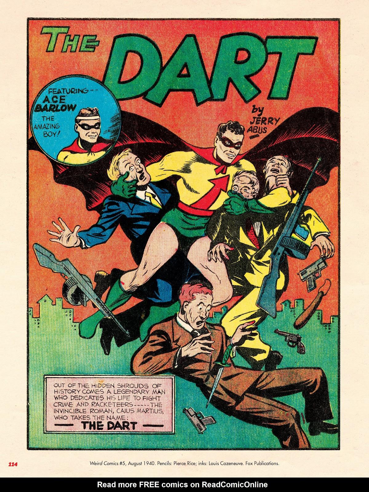 Read online Super Weird Heroes comic -  Issue # TPB 1 (Part 2) - 14