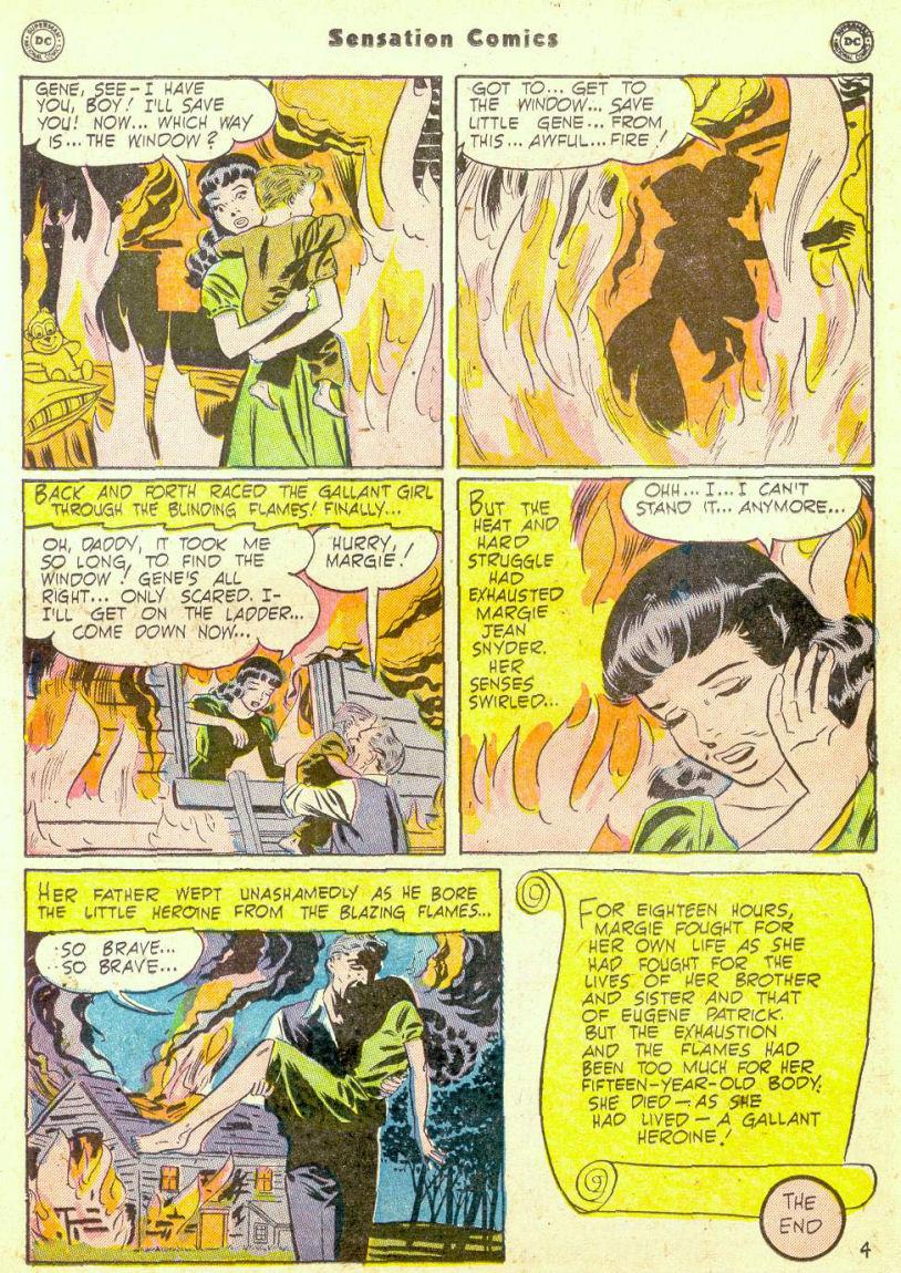 Read online Sensation (Mystery) Comics comic -  Issue #98 - 32