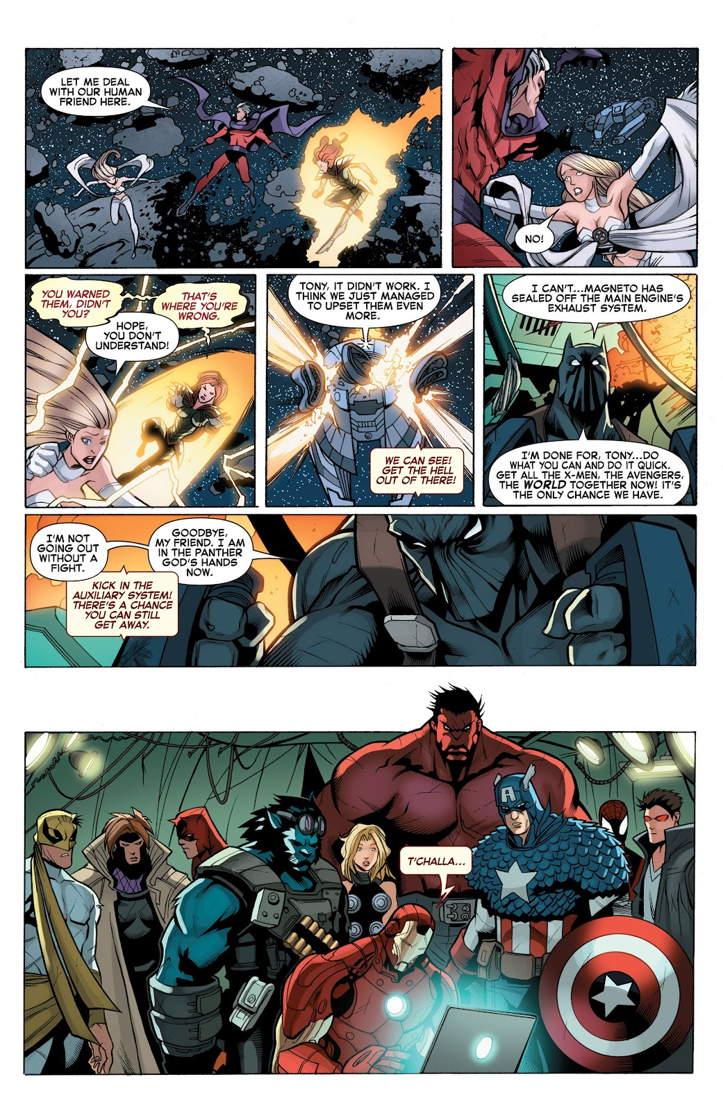 Read online What If? AvX comic -  Issue #3 - 11