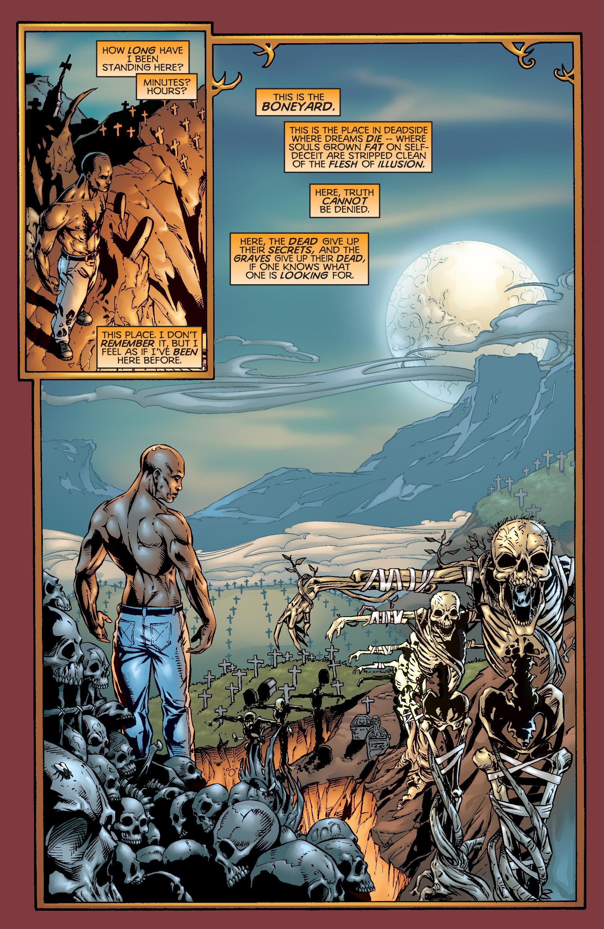 Read online Shadowman (1997) comic -  Issue #17 - 15