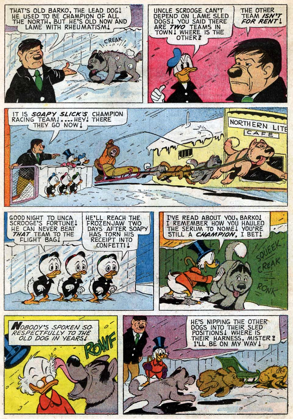 Read online Uncle Scrooge (1953) comic -  Issue #59 - 15