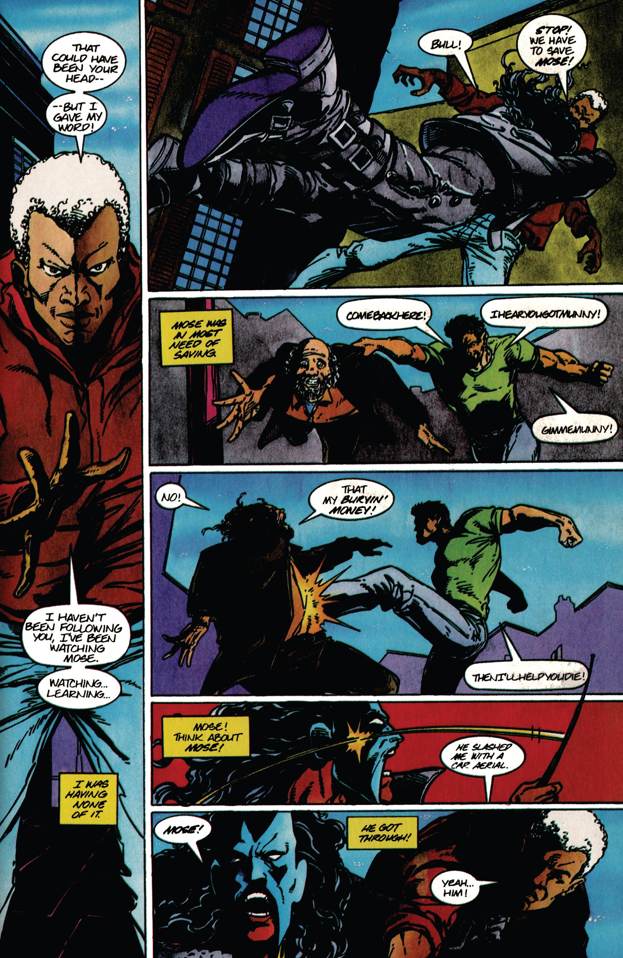 Read online Shadowman (1992) comic -  Issue #39 - 15