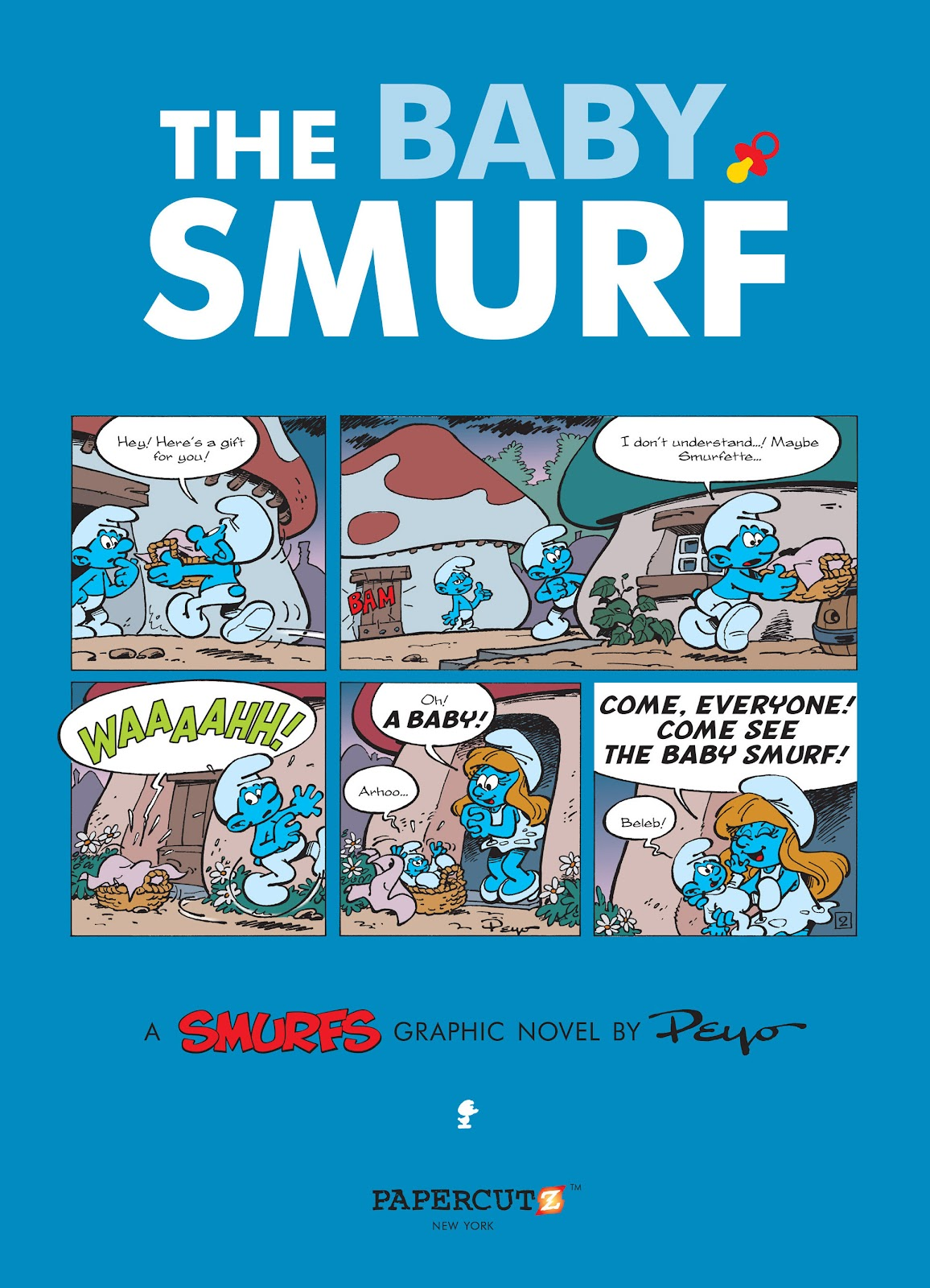 Read online The Smurfs comic -  Issue #14 - 4